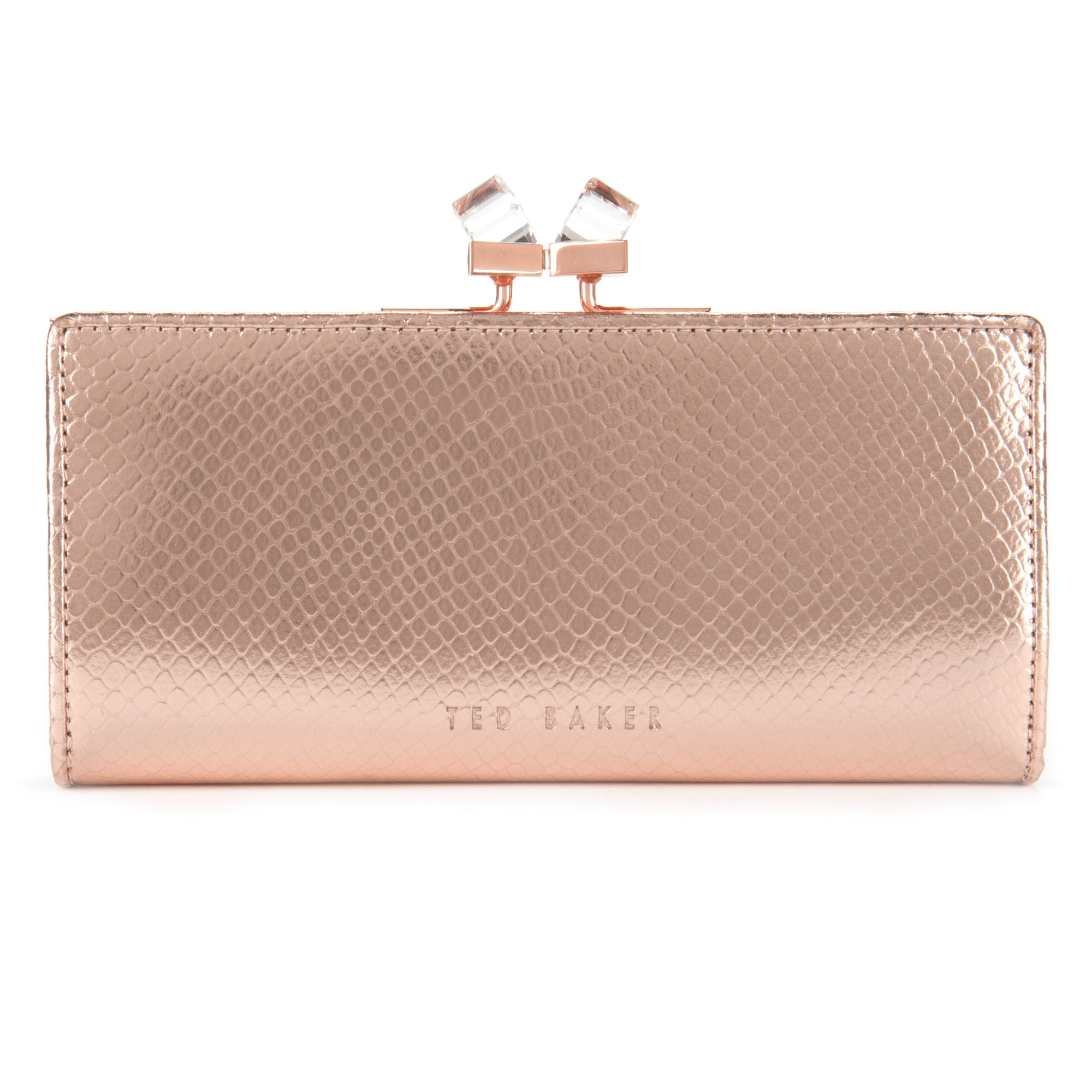 f57eb916afa93 Ted Baker Gold Purse Best Image Ccdbb. Ted Baker Auracon Large Bow Icon ...