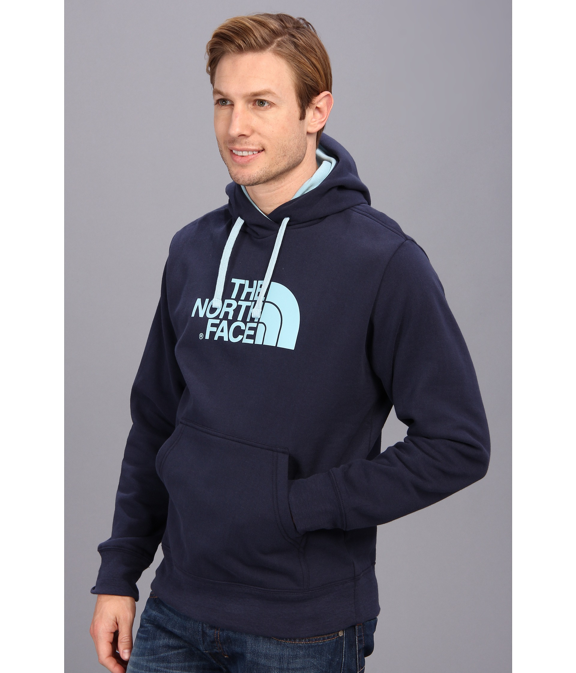 a68957986c9 ... apex bionic 2 jacket sequoia redshady blue prior season 96df2 d90e9   usa lyst the north face half dome hoodie in blue for men a4b06 12aaa
