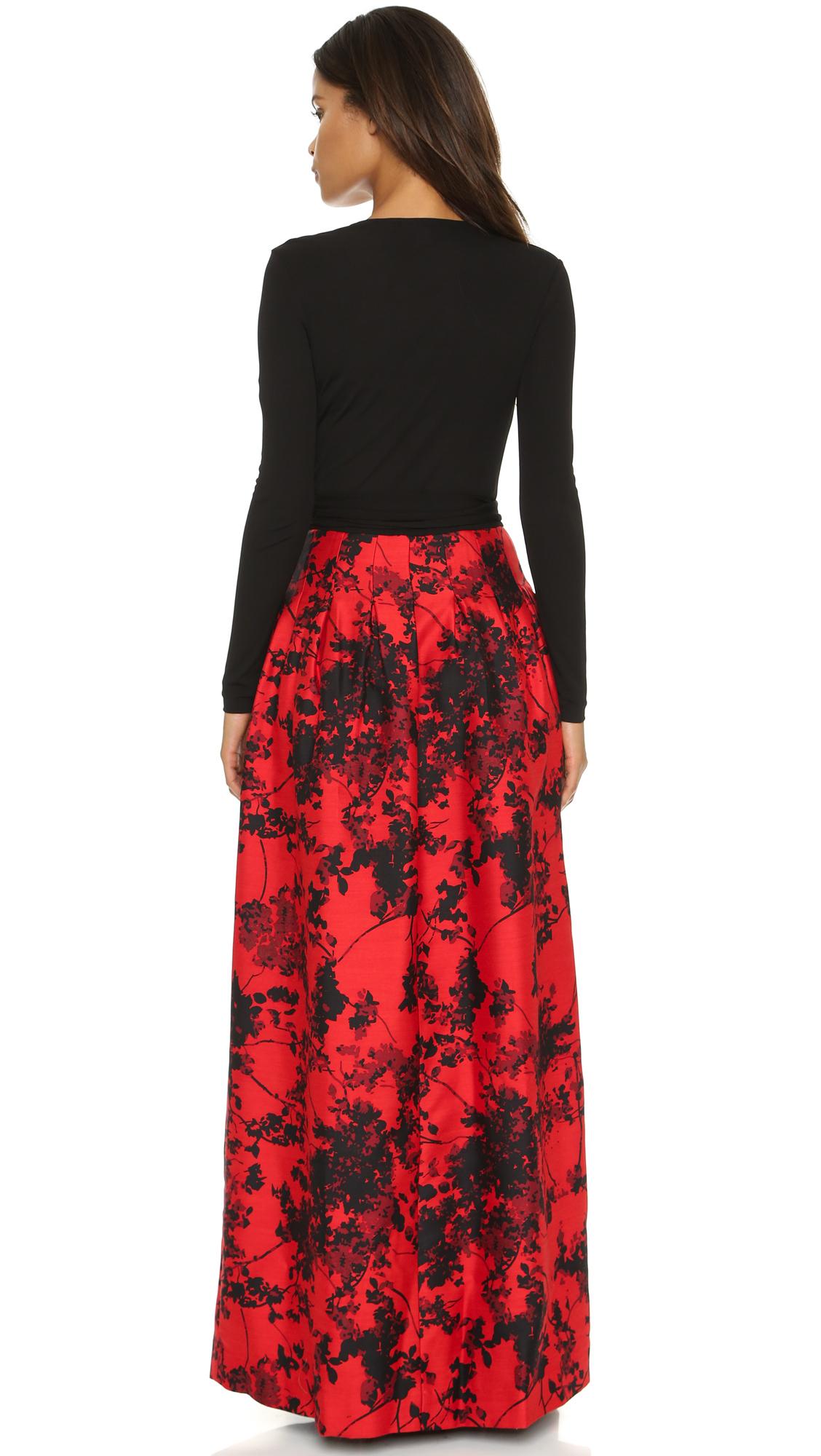 Lyst Diane Von Furstenberg Kailey Dress Black Floral