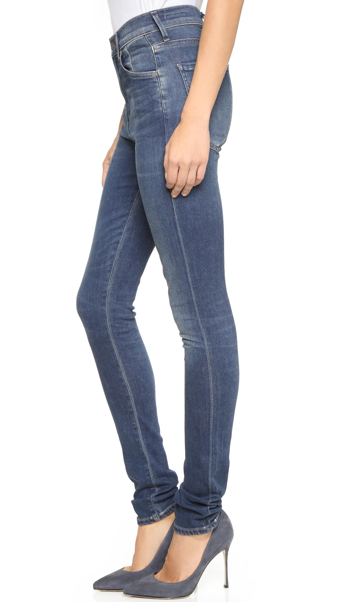 citizens of humanity carlie skinny sculpt jeans nemesis. Black Bedroom Furniture Sets. Home Design Ideas