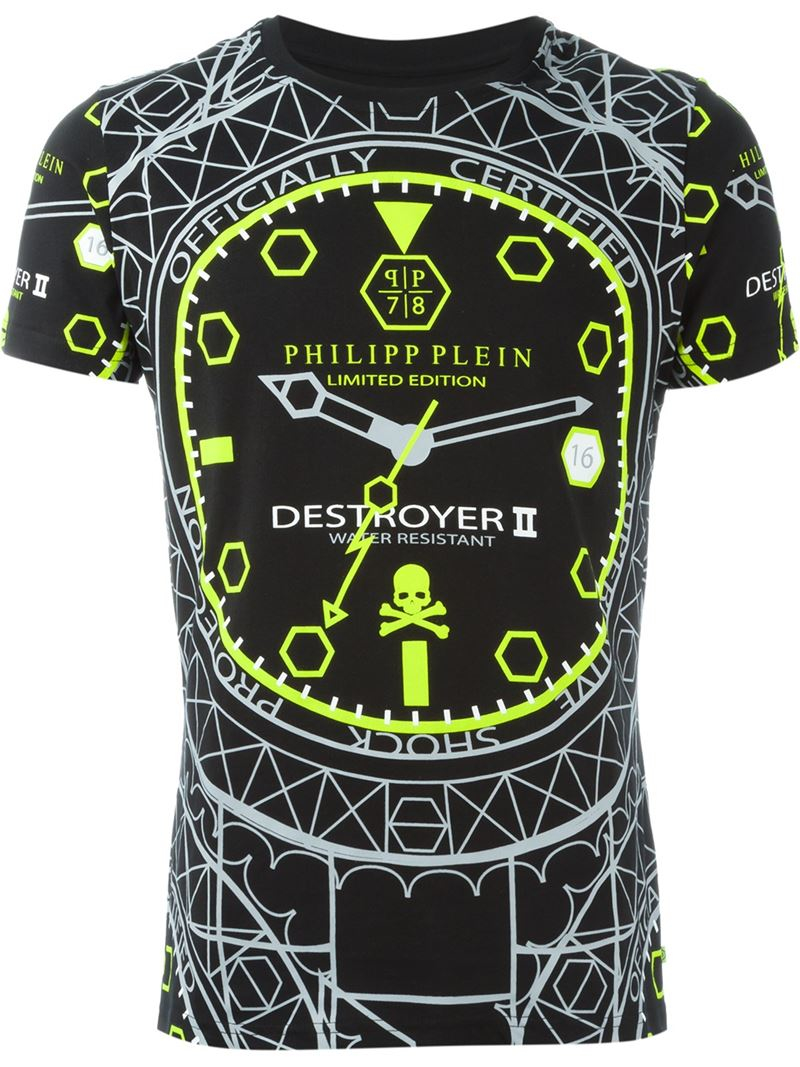 t shirt philipp plein 2016 dsquared greece. Black Bedroom Furniture Sets. Home Design Ideas