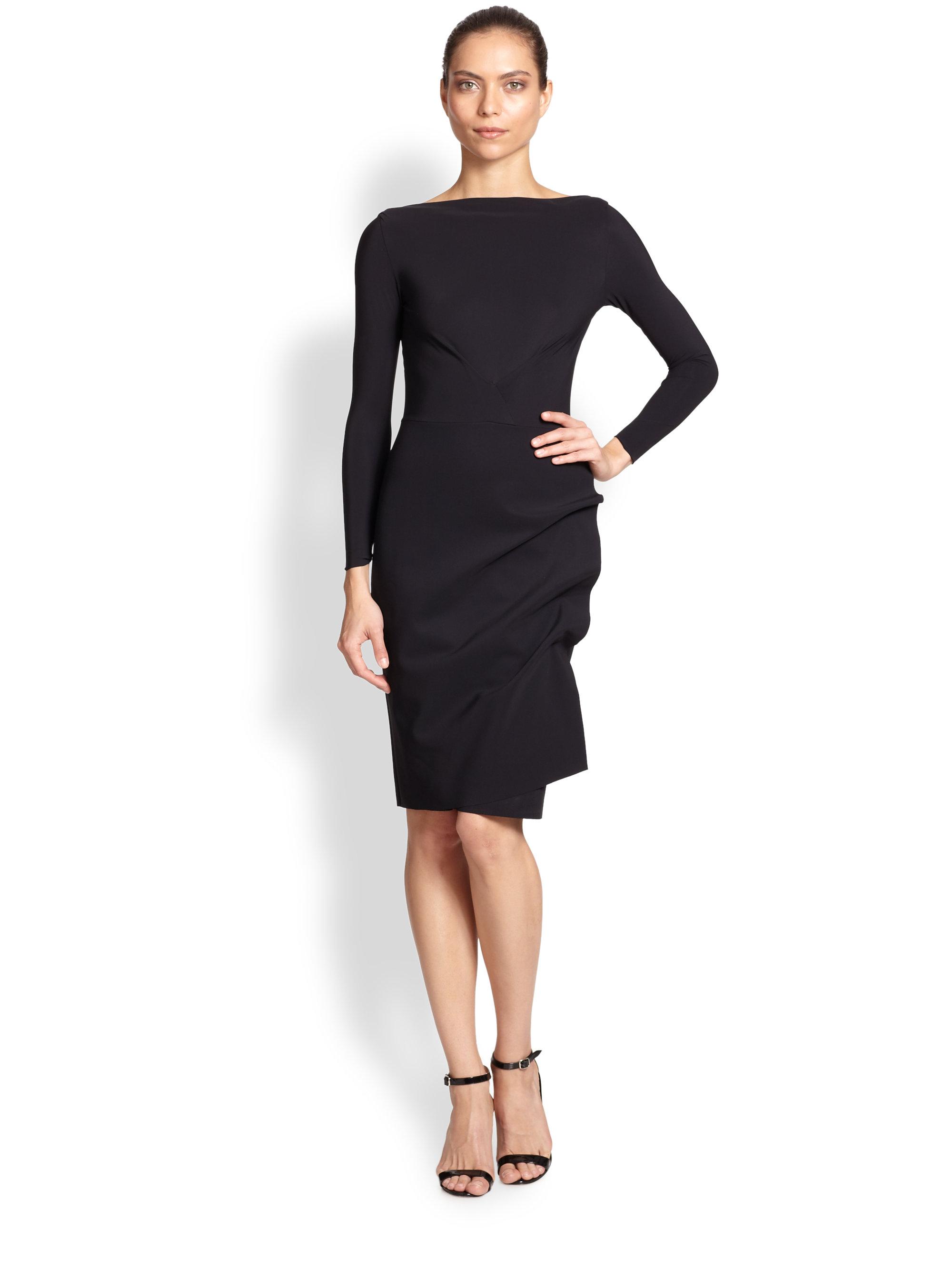 d1611067dbc68c la-petite-robe-di-chiara-boni-black-long-sleeve-cocktail-dress-product-1-25545252-1-072286292-normal.jpeg