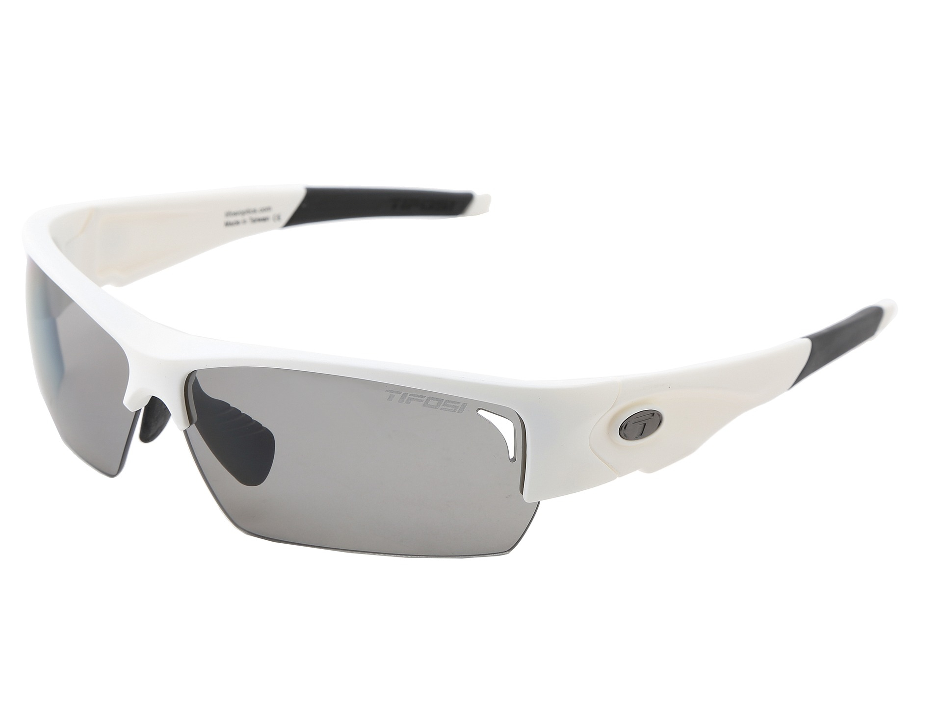 88cadb8dd91 Lyst - Tifosi Optics Lore™ Polarized Fototec™ - Smoke in White for Men