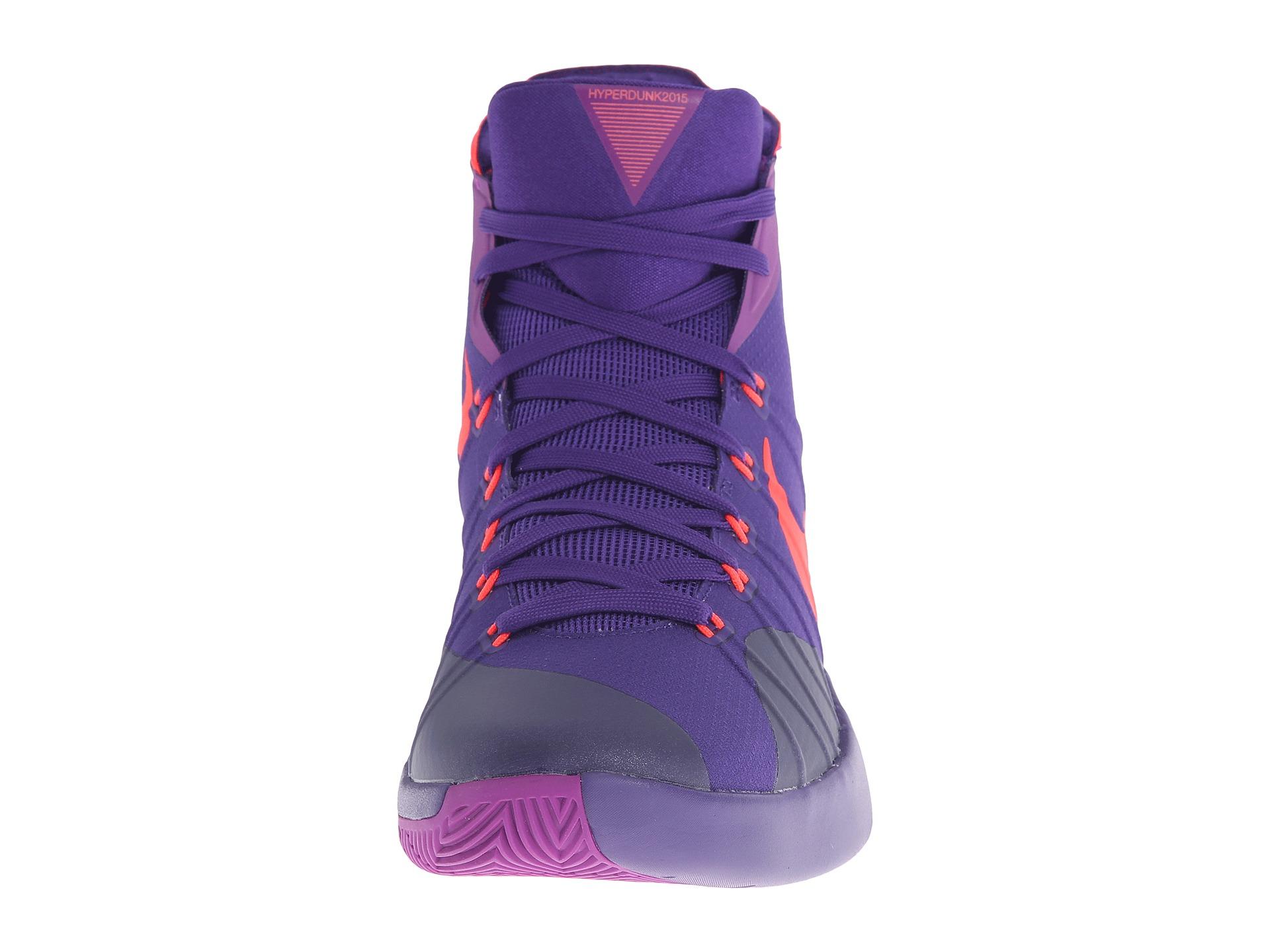 low cost 17eef 49474 ... usa lyst nike hyperdunk 2015 in purple for men 537b6 f80ba