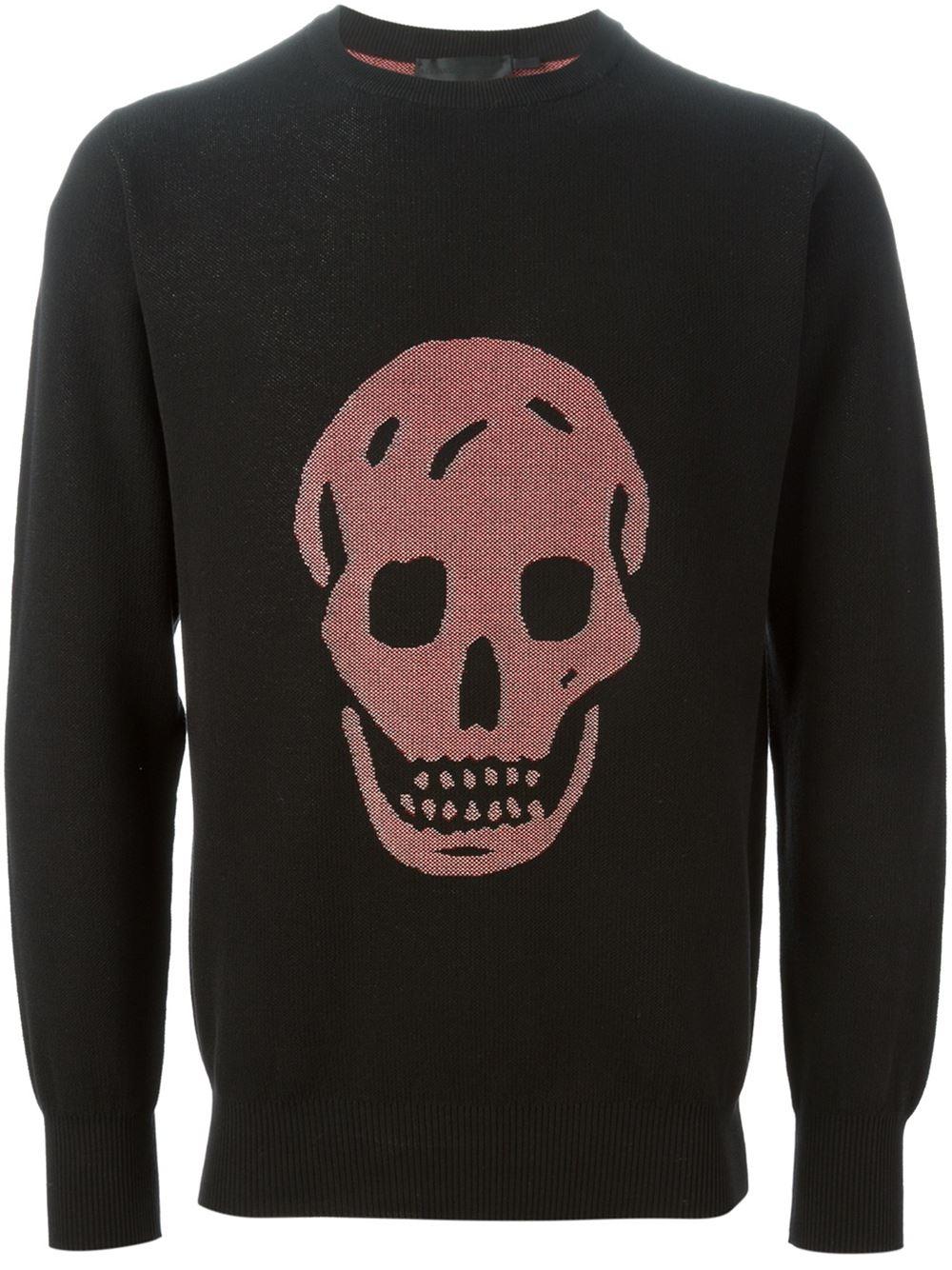 Alexander Mcqueen Mens Sweater