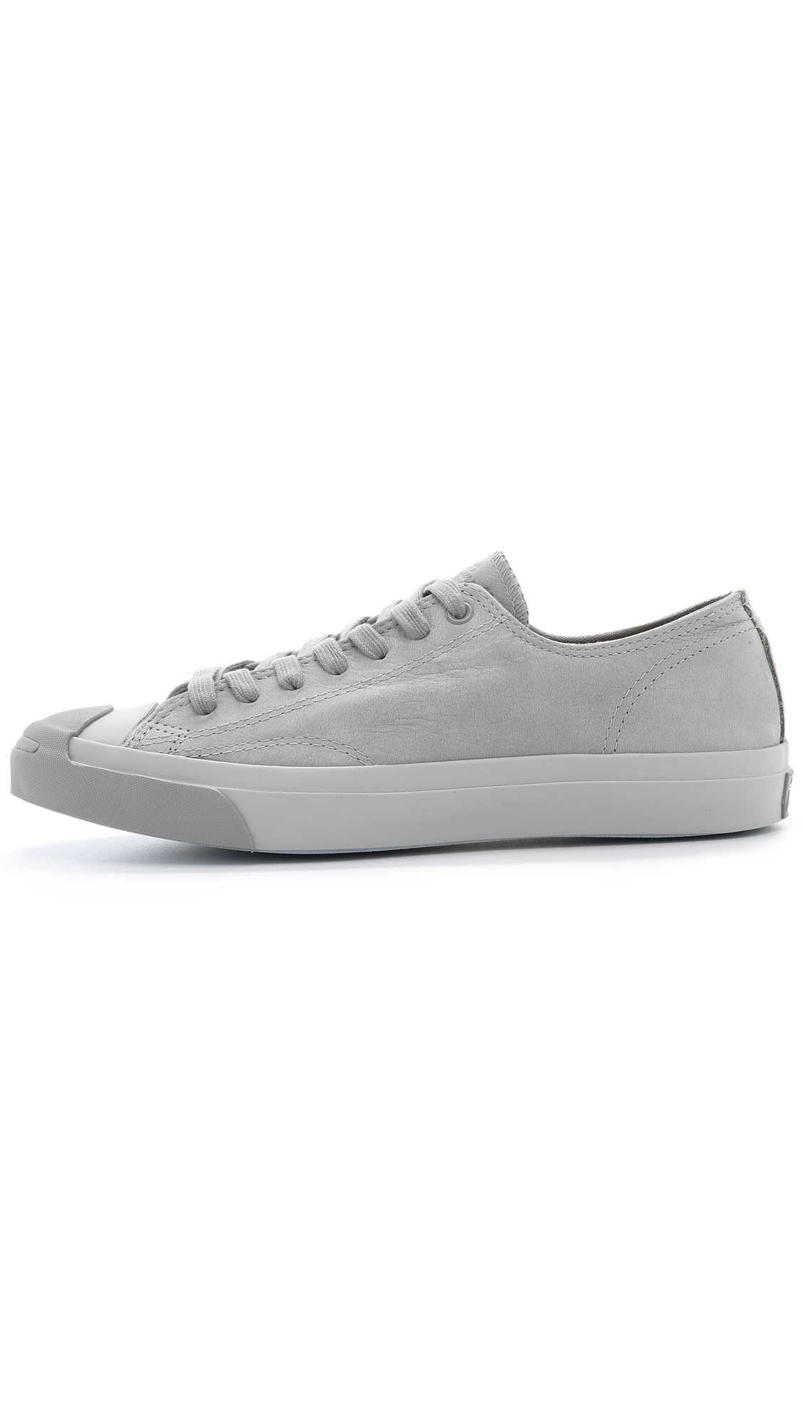 e8f11223649ef8 ... clearance lyst converse jack purcell jack nubuck sneakers in gray for  men 07a2c 794e8