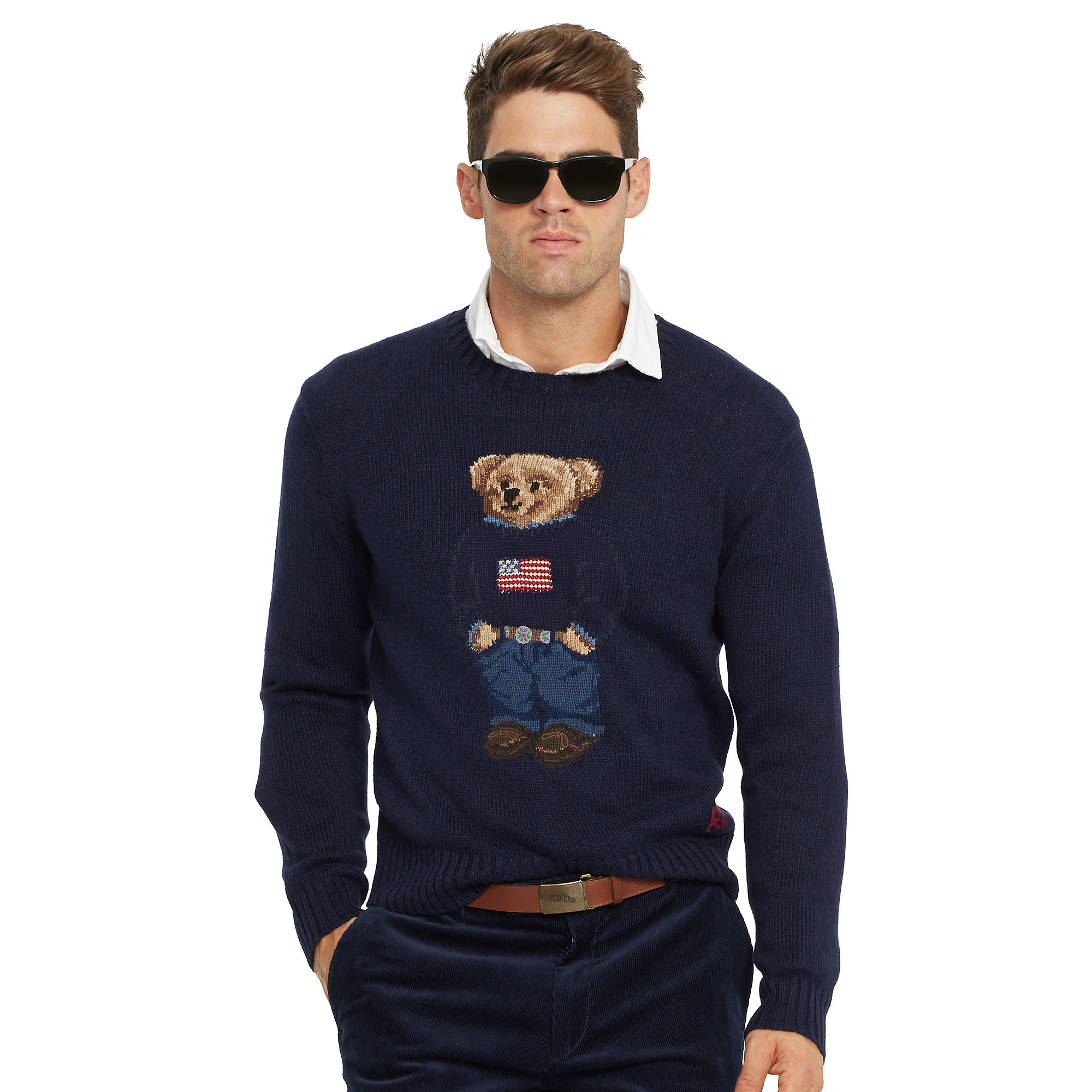 Free shipping BOTH ways on ralph lauren bear sweater, from our vast selection of styles. Fast delivery, and 24/7/ real-person service with a smile. Click or call
