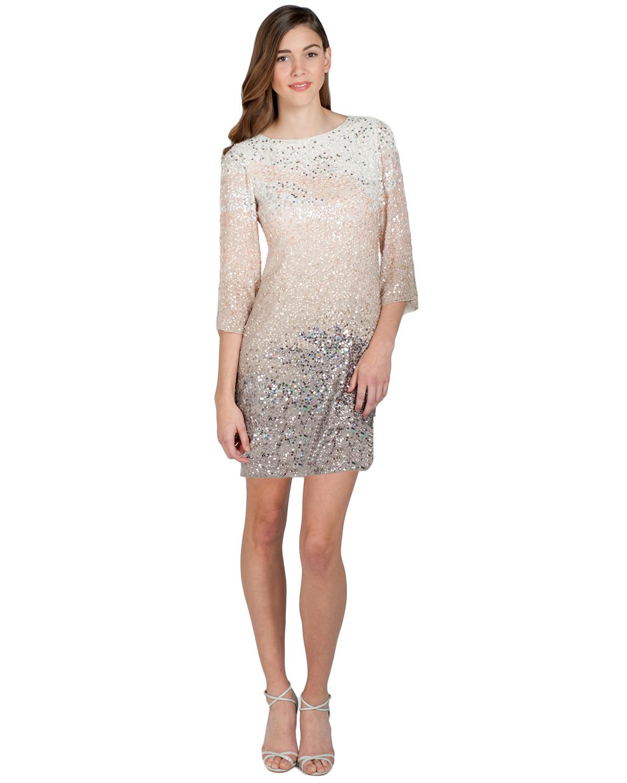 Sequin Tunic Dresses
