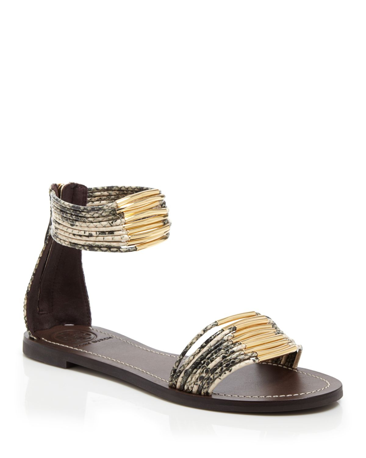 Michael Kors Collection Ring Sandals