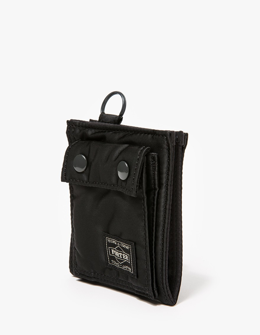 Lyst - Porter Tanker Wallet In Black in Black for Men