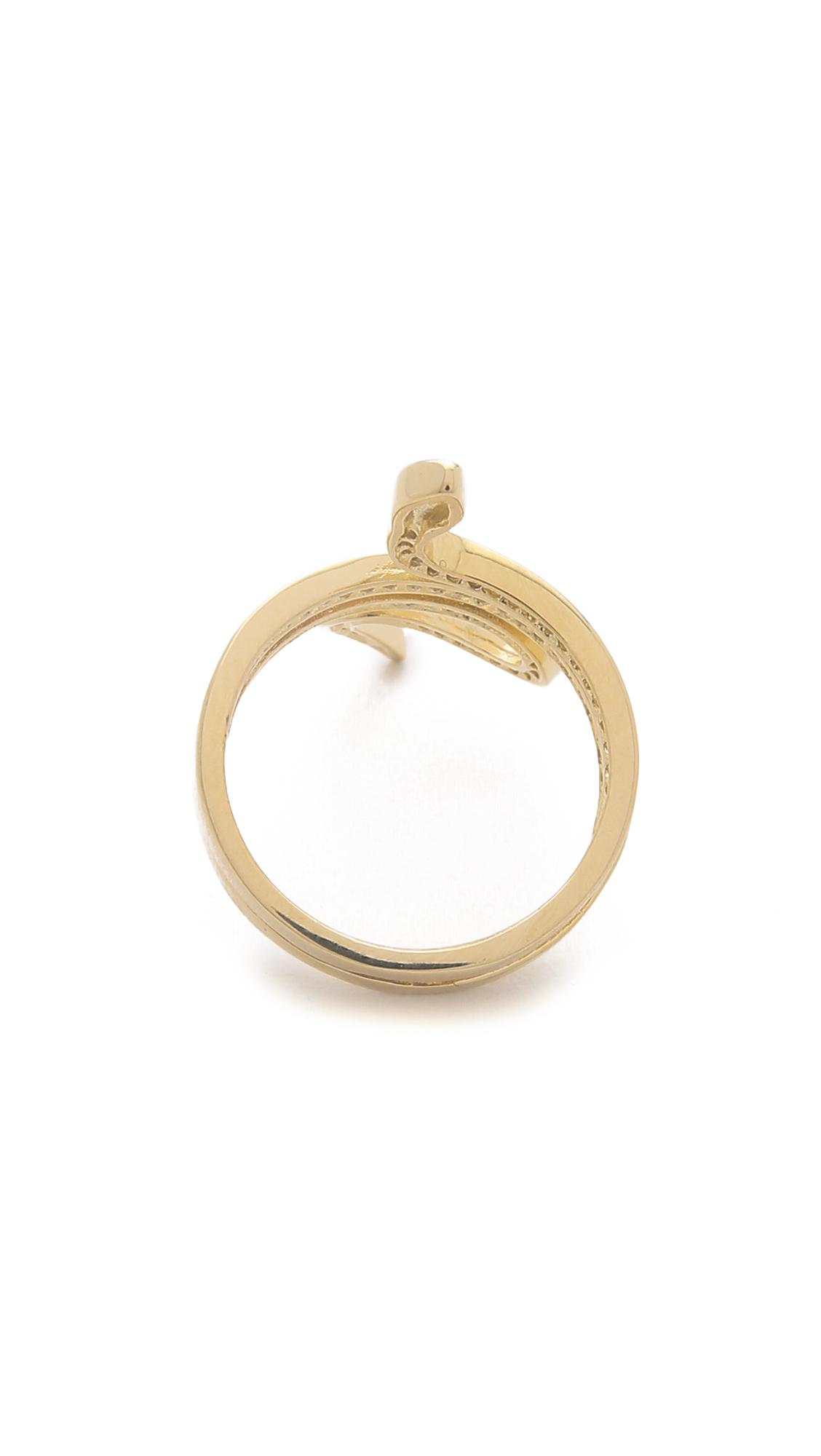 Nordstrom Snake Ring
