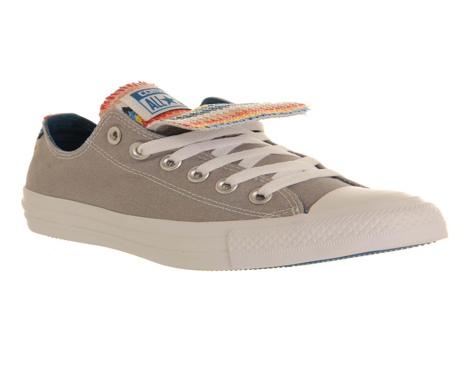 Converse Allstar Low Double Tongue Shoes