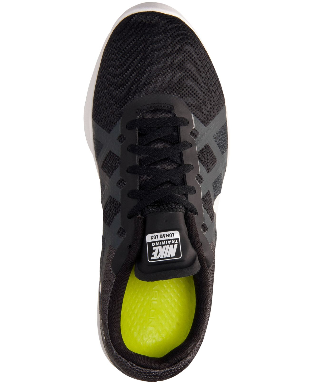 5897466fff5a ... Lyst - Nike Women s Lunar Lux Tr Training Sneakers From Finish Line .