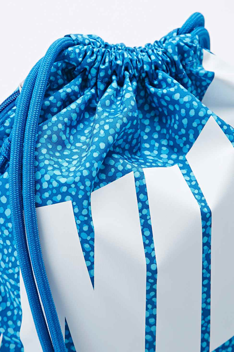 Nike Drawstring Bag In Turquoise in Blue for Men | Lyst
