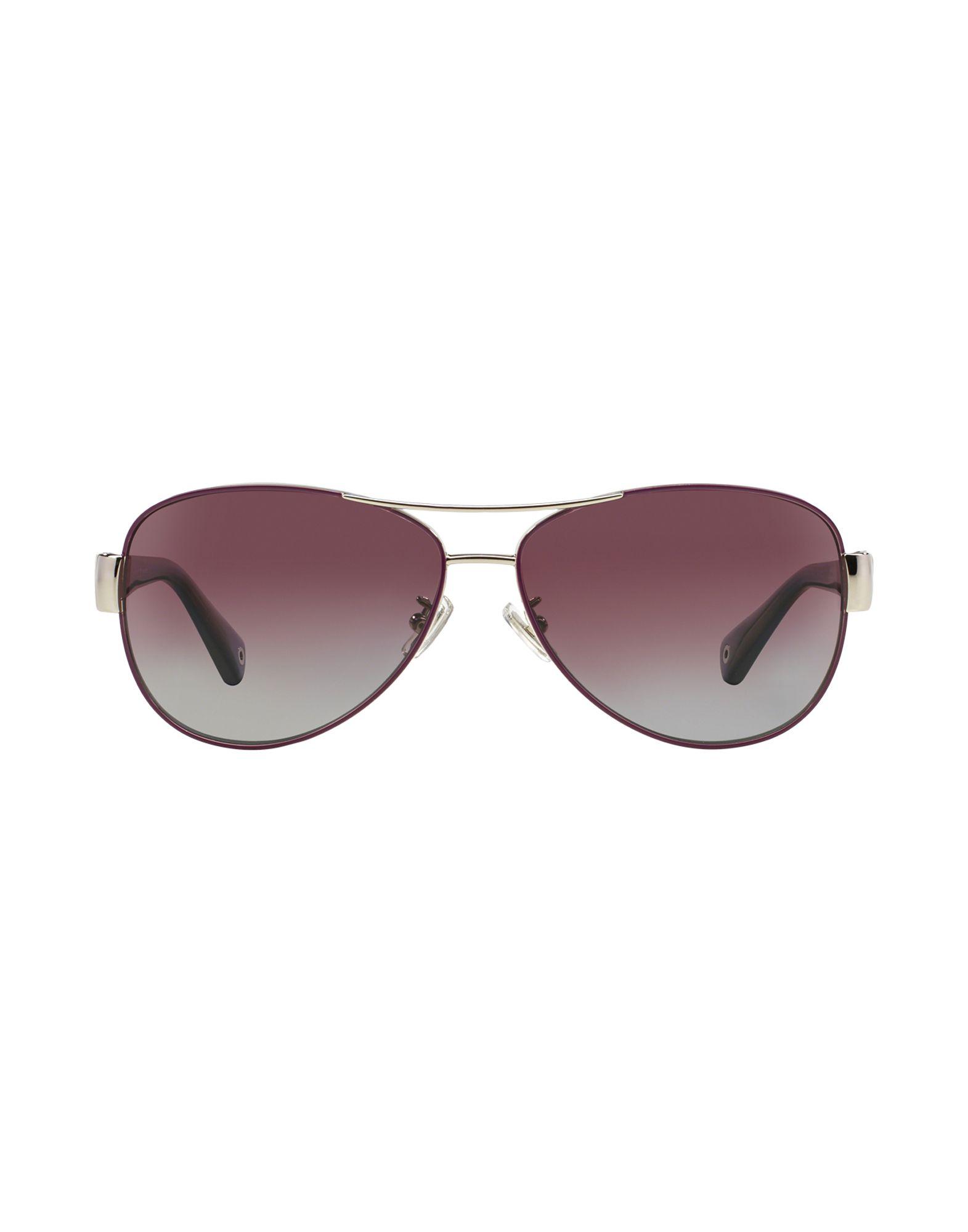 55a41d2bbd sweden coach kristina sunglasses gold burgandy 2bec4 2768c  cheapest  ireland lyst coach kristina aviator sunglasses in purple 5ad8b 2712f ed320  6ed0d