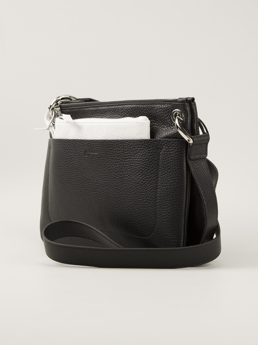 Clearance Hot Sale Free Shipping Collections Jil Sander Navy bucket shoulder bag Cheap Good Selling srGhSyYC