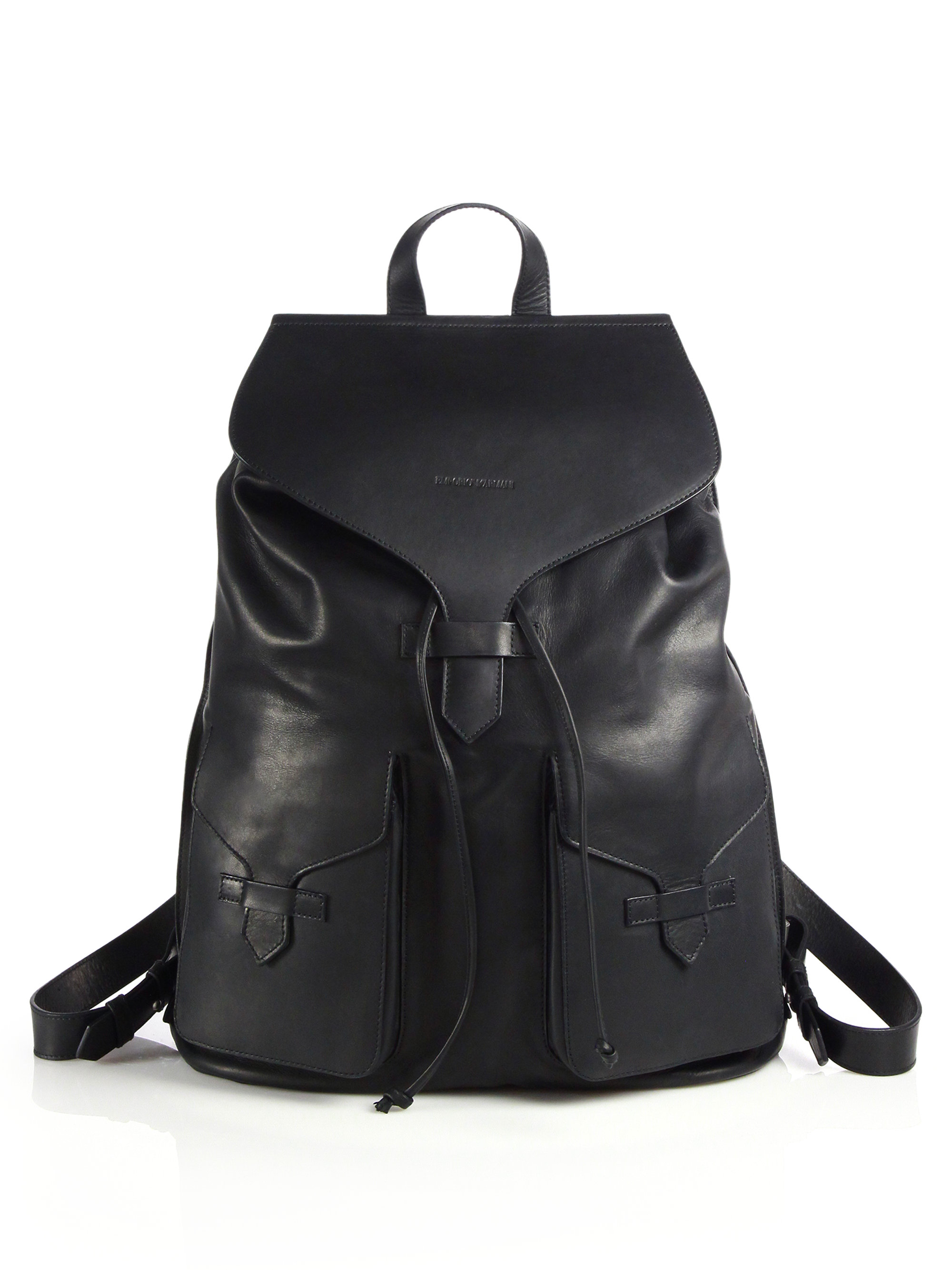 Mens Designer Leather Backpack Sale- Fenix Toulouse Handball 3db52a49eb94e