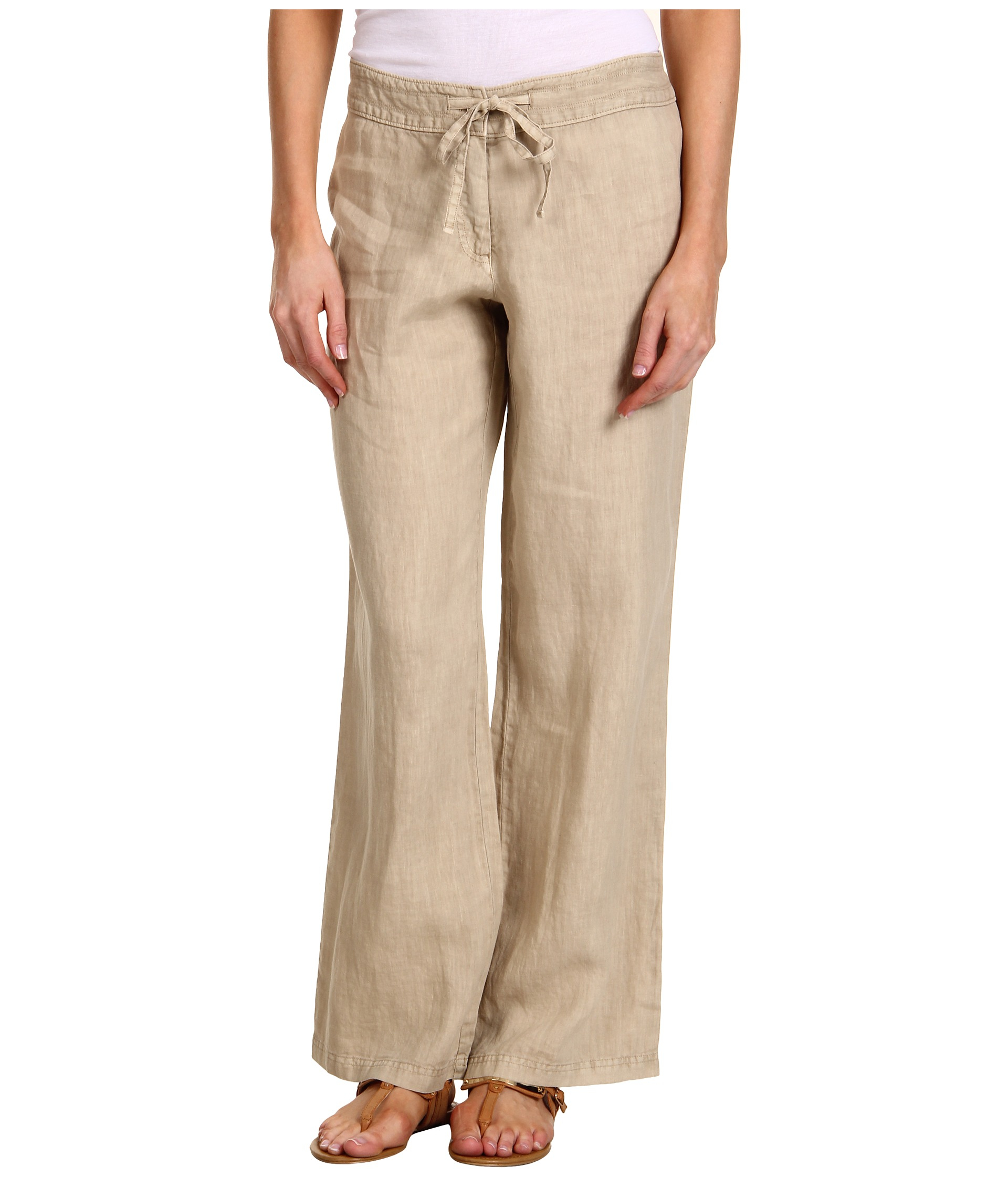 13c7a168 Tommy Bahama Two Palms Linen Pant in Natural - Lyst