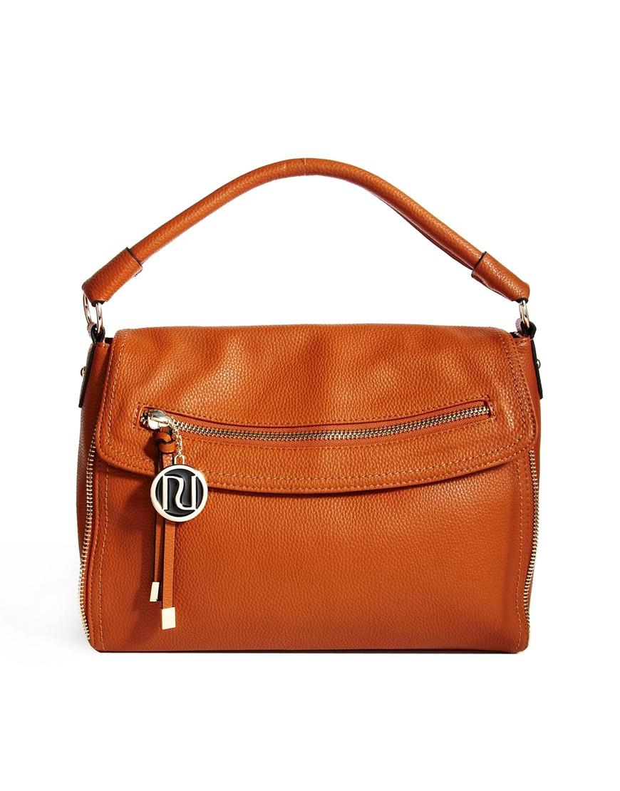 River Island Brown Shoulder Bag 60