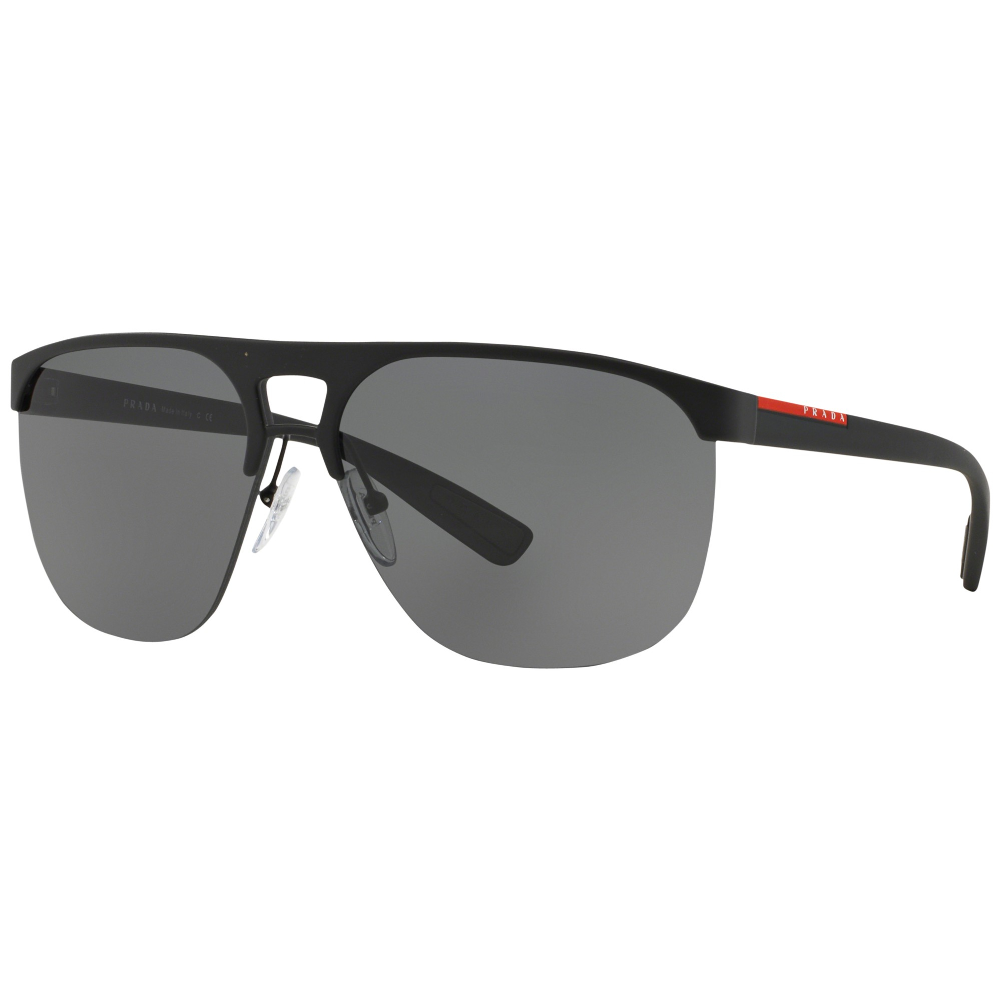 Prada Ps 53q D-frame Sunglasses in Black - Lyst