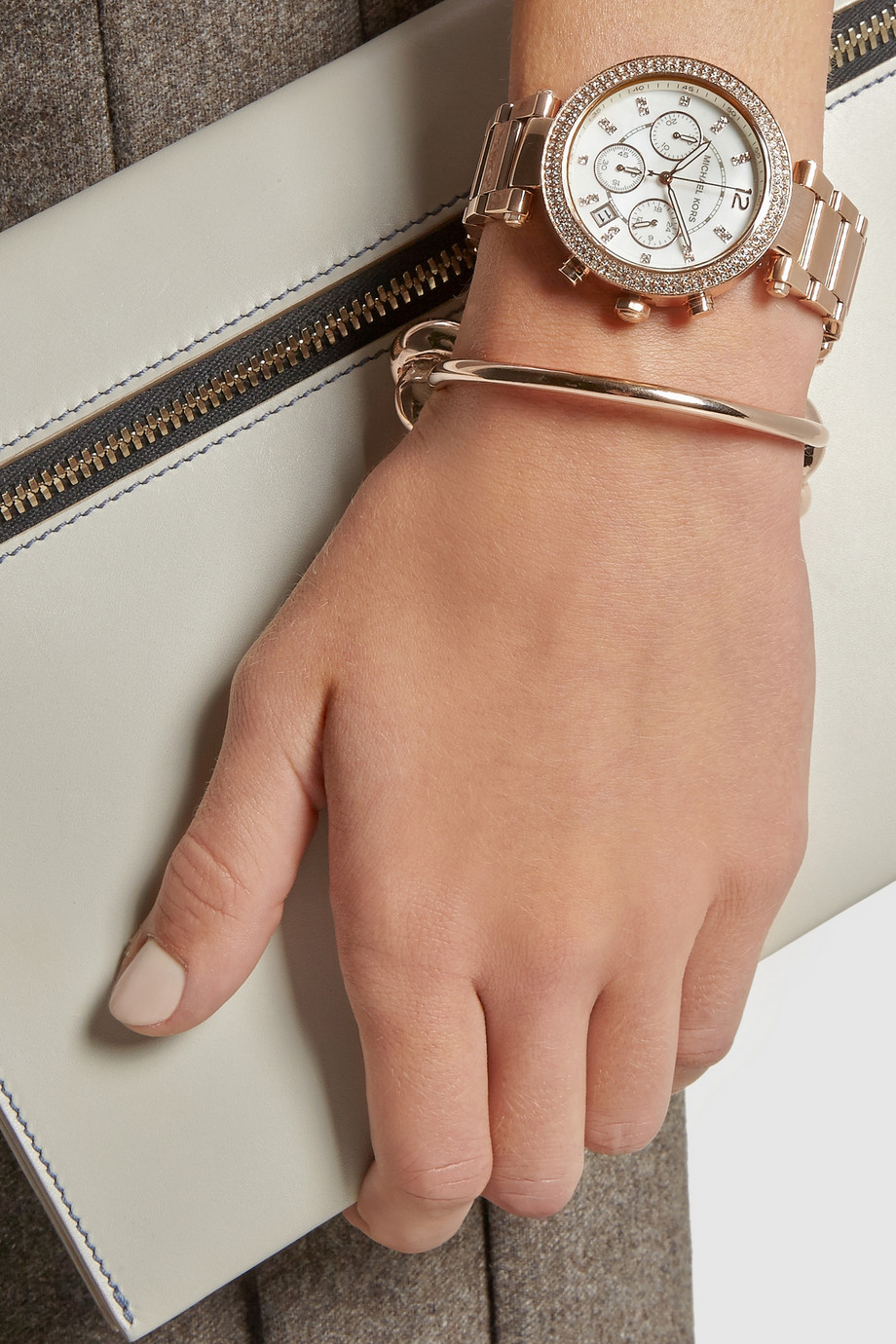 fbc5b111df40 Gallery. Previously sold at  NET-A-PORTER · Women s Michael Kors Parker