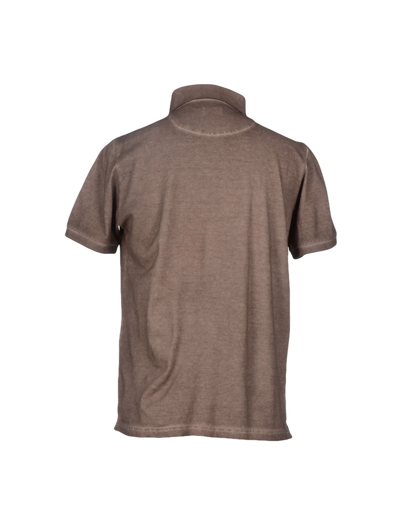 Lyst Brooksfield Polo Shirt In Brown For Men