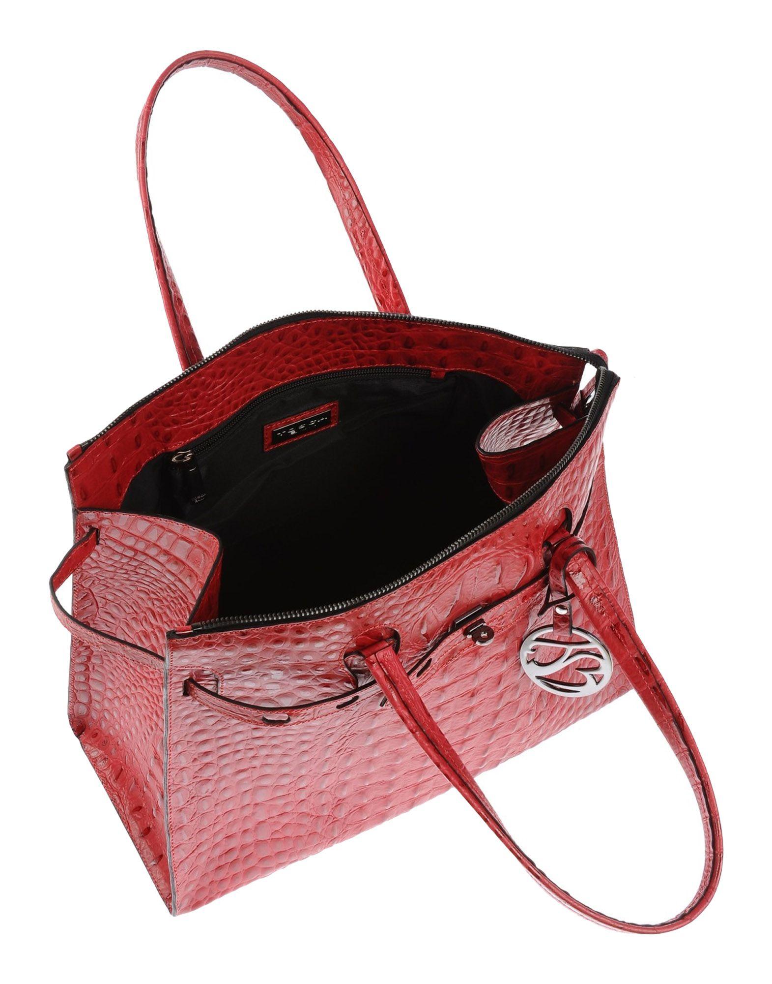 Lyst Tosca Blu Handbag In Red