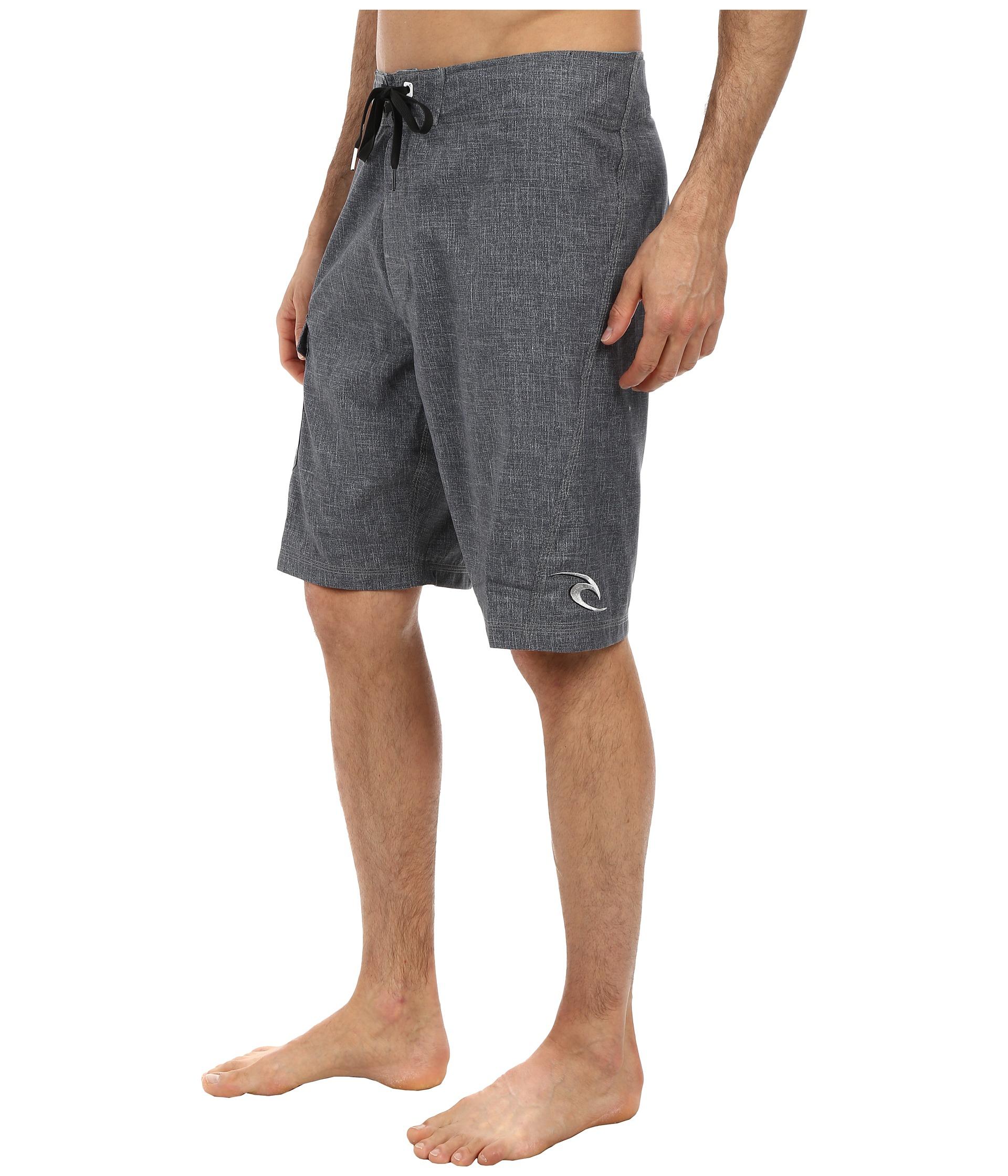2994f820c73ef Rip Curl Dawn Patrol Boardshorts in Gray for Men - Lyst