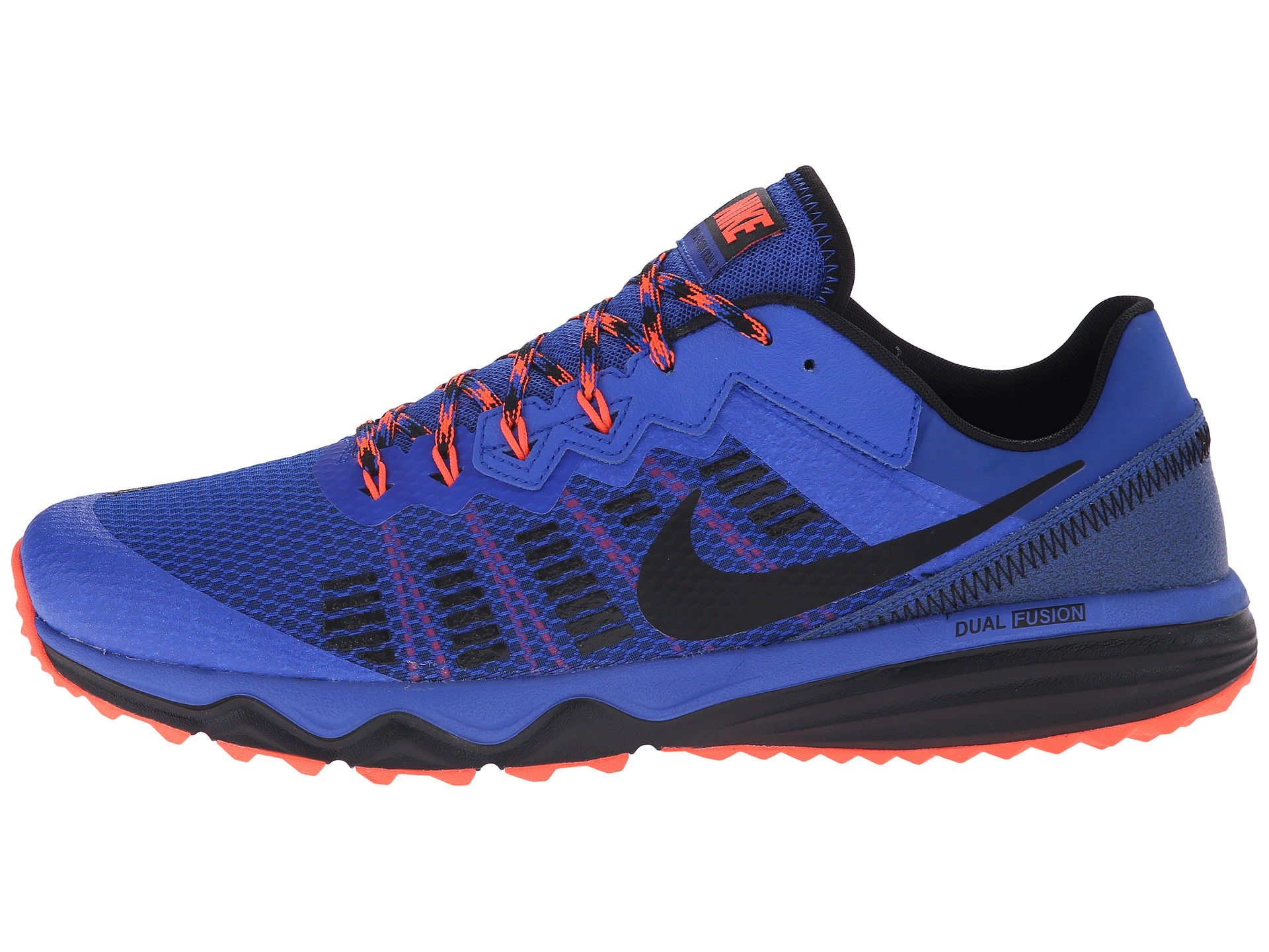 Lyst Nike Dual Fusion Trail 2 In Blue For Men