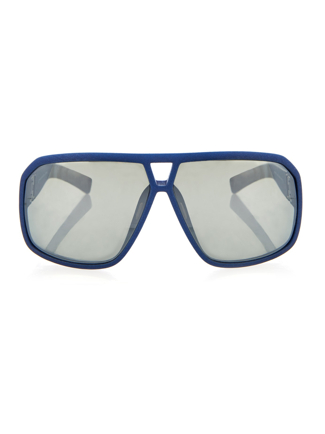 lenses for iphone mykita icco aviator style sunglasses in blue for lyst 9882