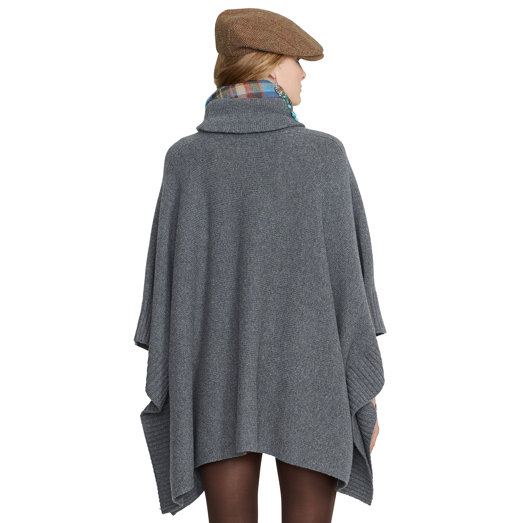 06f3635fdcfd polo ralph lauren cashmere poncho - WörterSee Public Relations