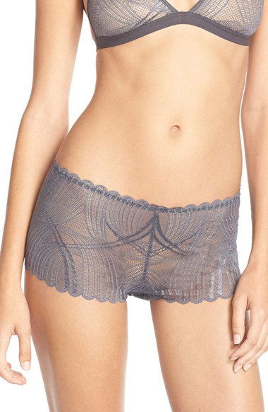 Open Hot Pants