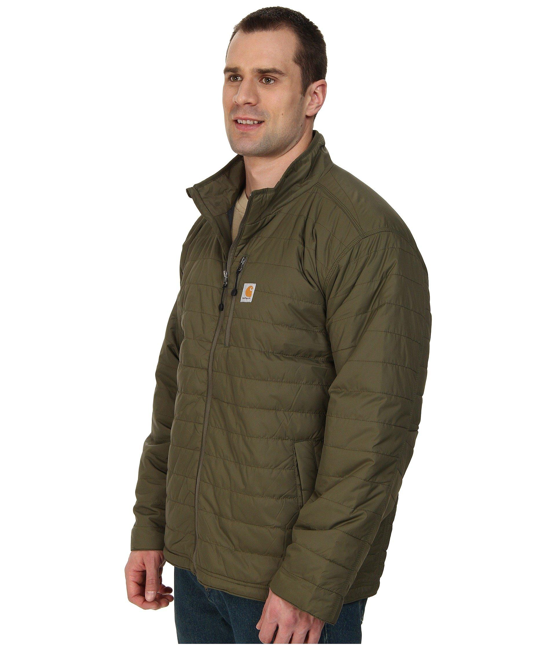 Carhartt Big & Tall Gilliam Jacket in Green for Men | Lyst