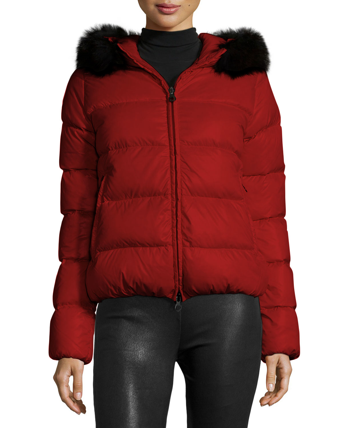 Puffer reds clothing store
