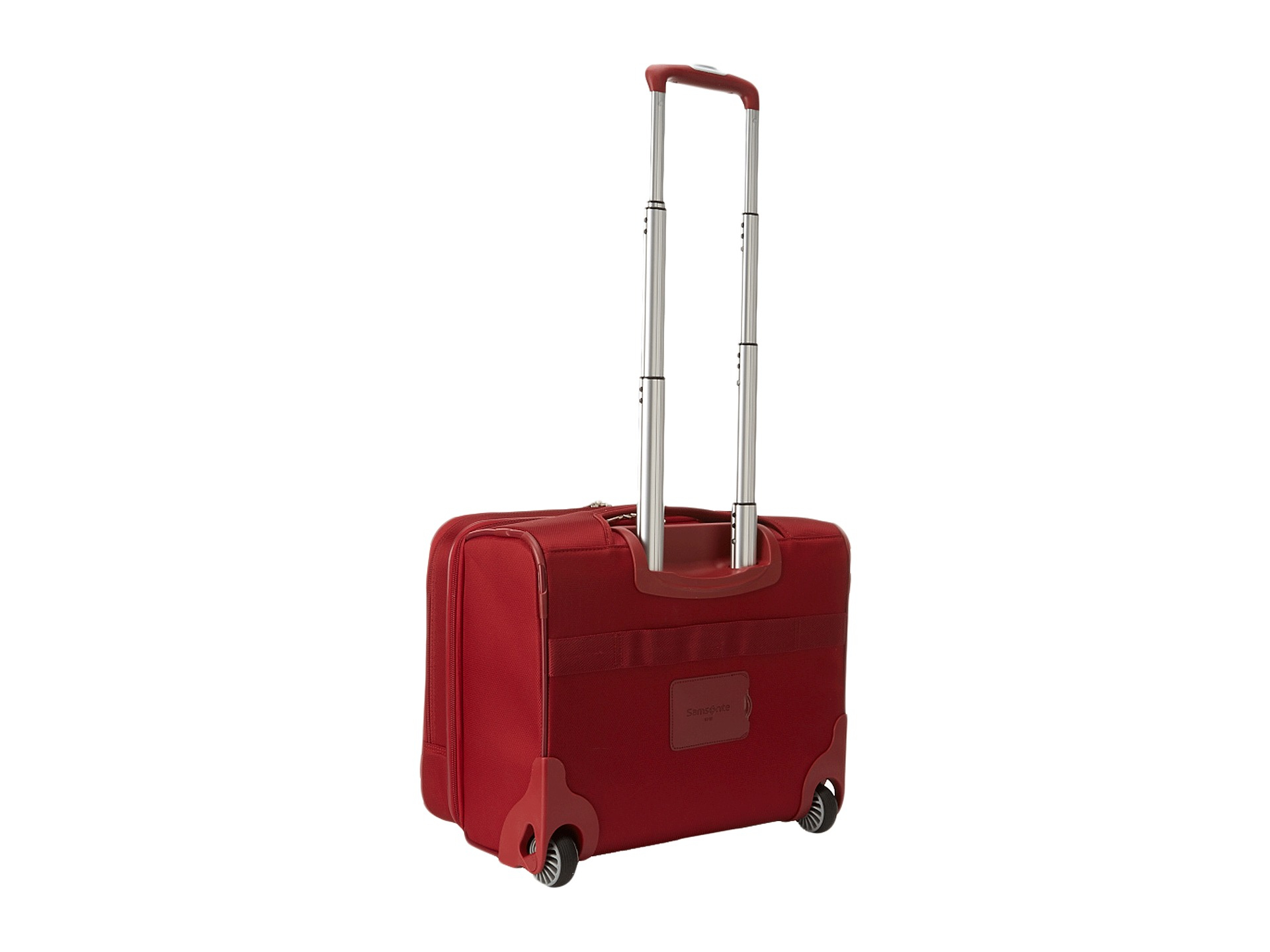 bfb8b9244841 Lyst - Samsonite Lift2 Wheeled Boarding Bag in Red