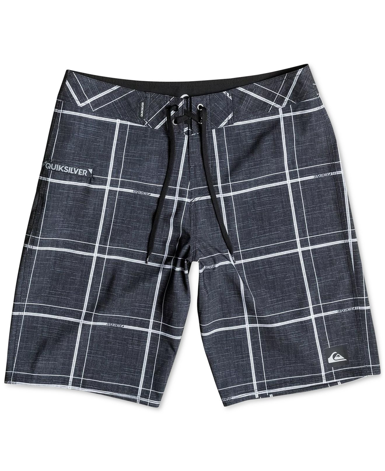 34ddac2066 Quiksilver Quicksilver Electric Stretch 21 Board Shorts in Black for ...