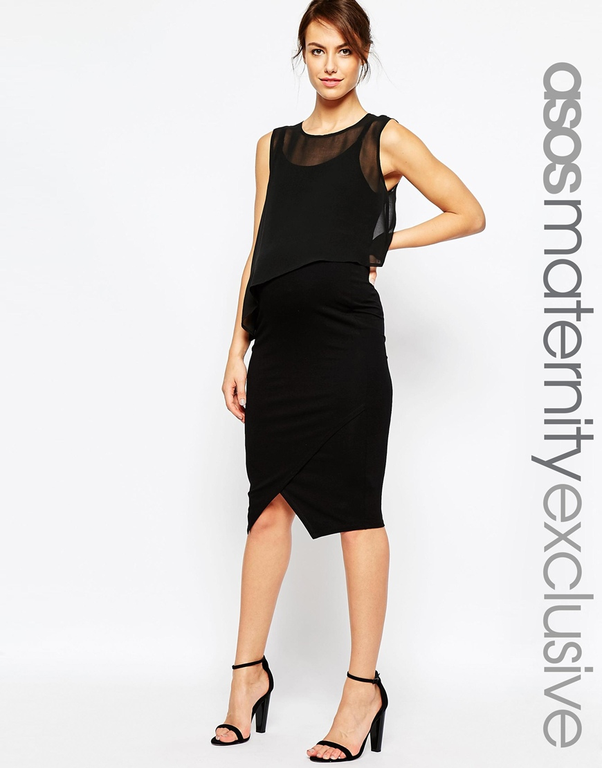 Nursing Cocktail Dress