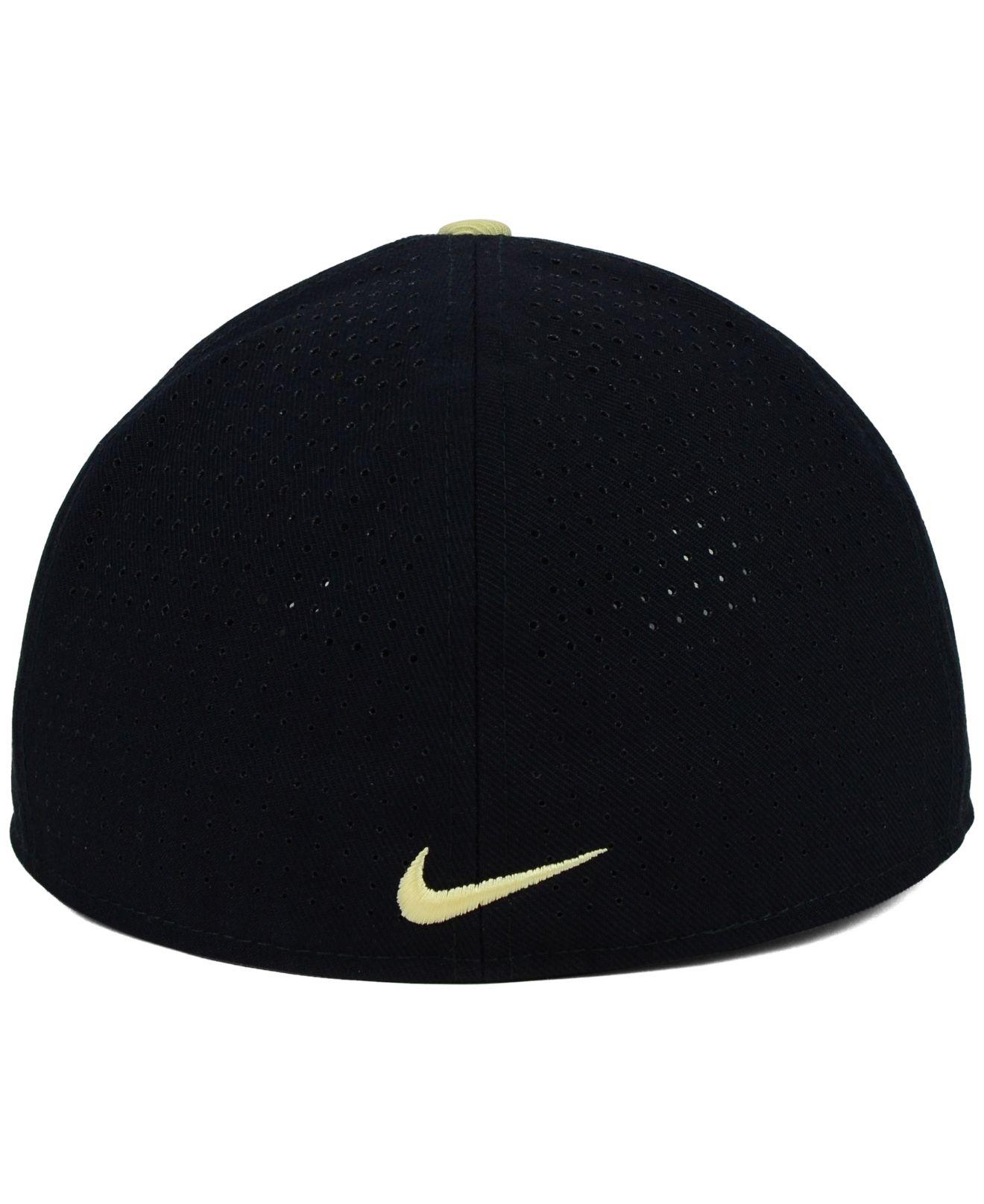 buy online 79f55 a4cb5 ... cheapest lyst nike vanderbilt commodores authentic vapor cap in black  for men 25c7e d8df9