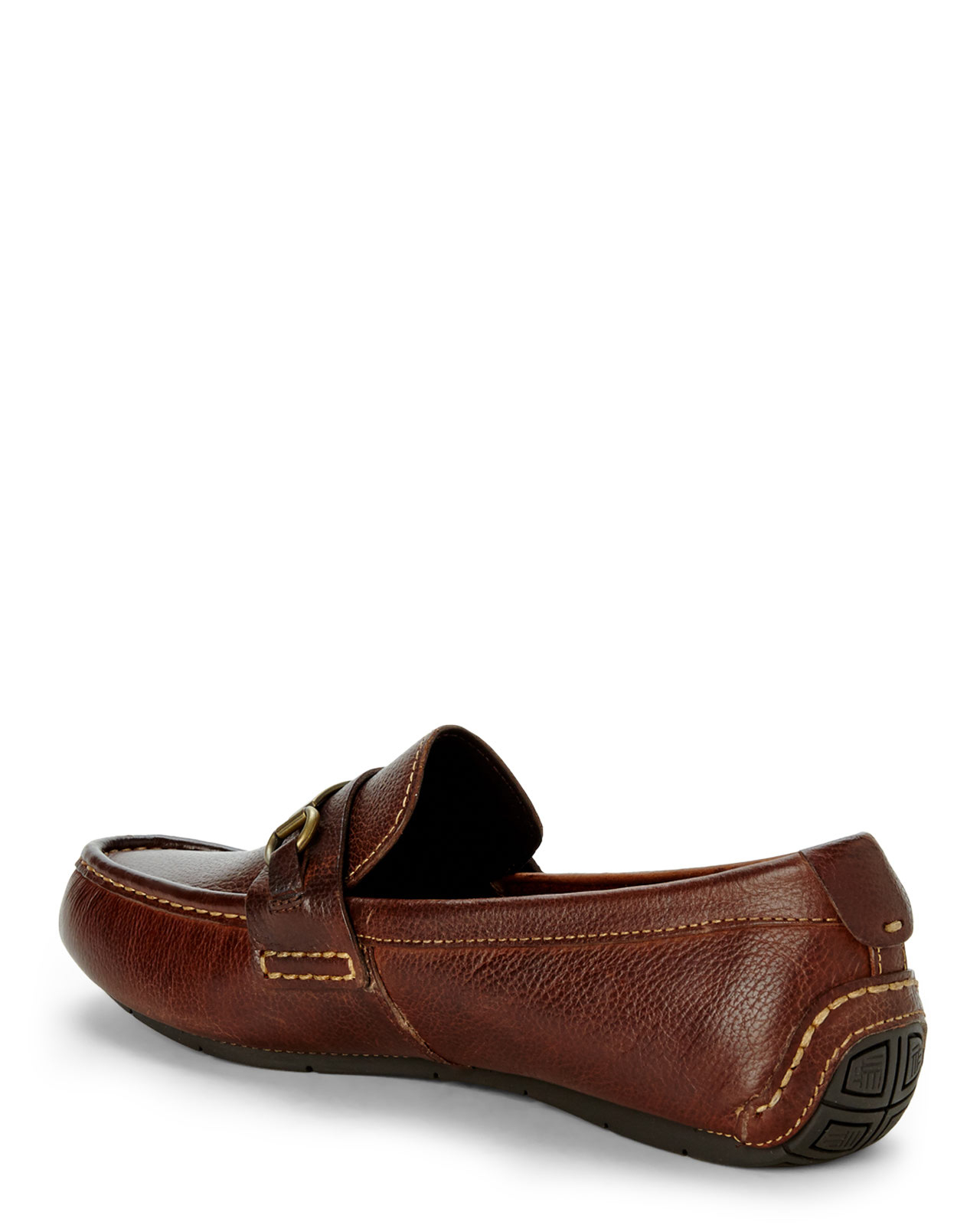 1bd77fe7977d81 Lyst - Cole Haan Brown Somerset Driver Shoes in Brown for Men