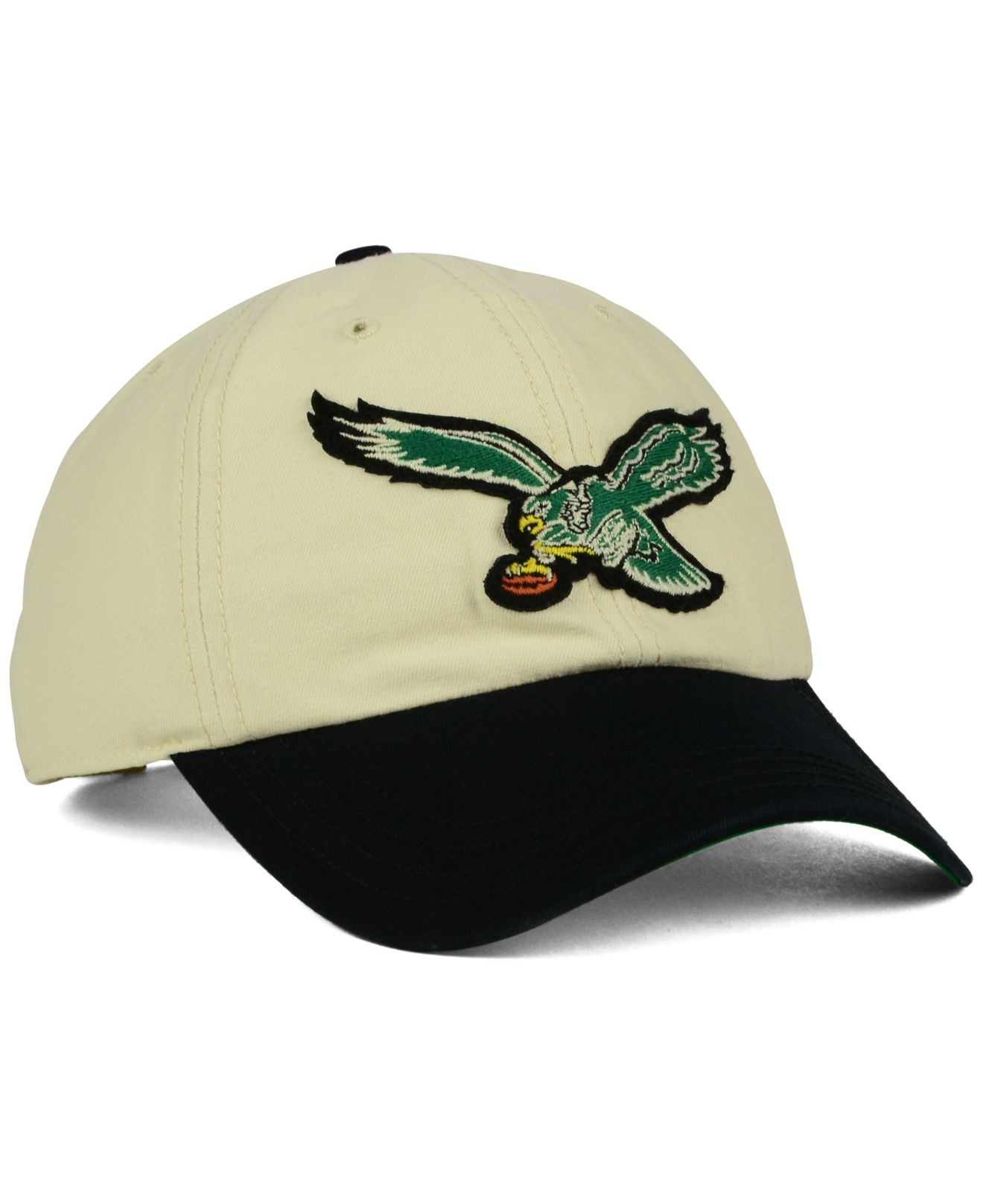 huge selection of 9327f cb93f 47 Brand Philadelphia Eagles Horseshoe Clean Up Cap in Natural for ...