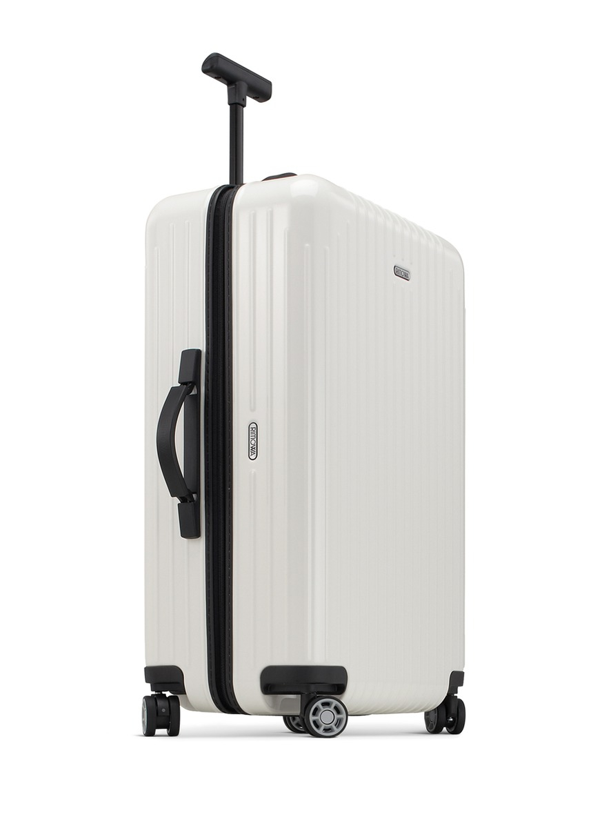 rimowa salsa air multiwheel carrara white 63 litre in white lyst. Black Bedroom Furniture Sets. Home Design Ideas