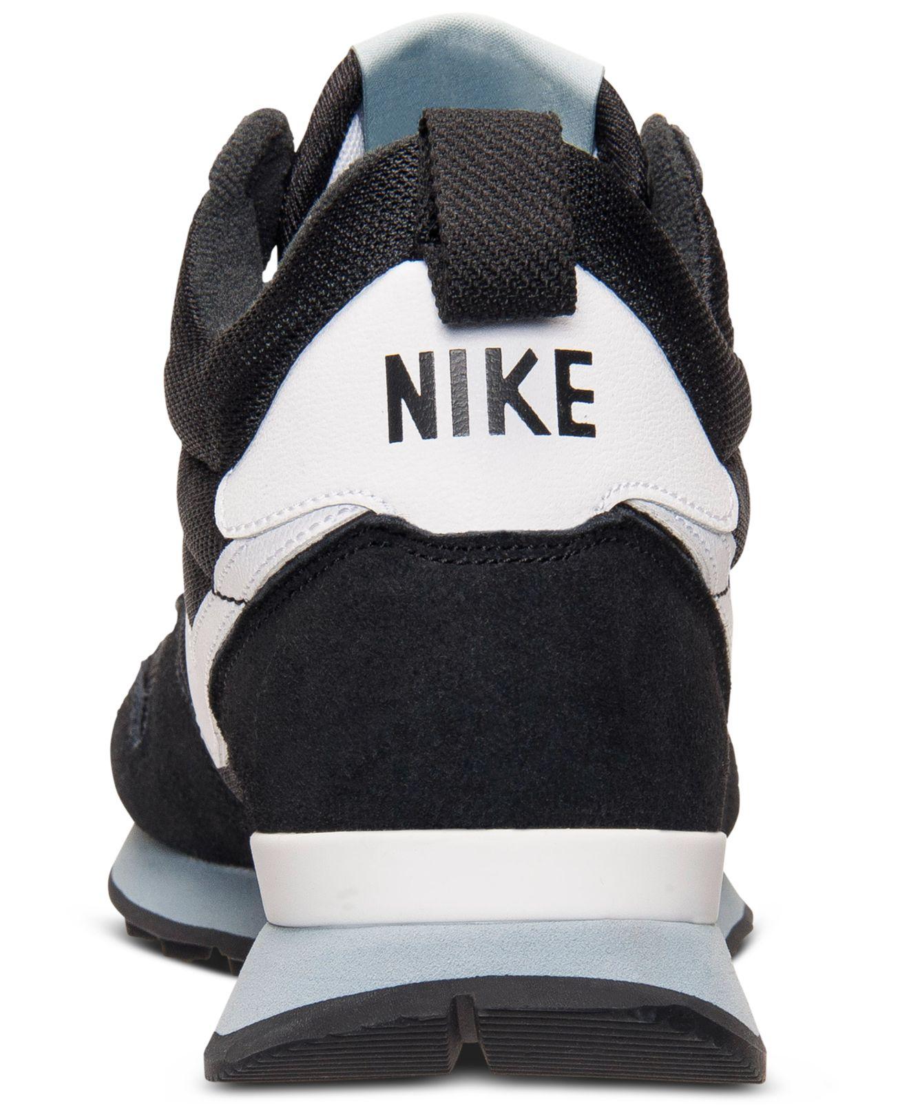 women's nike internationalist mid casual shoes