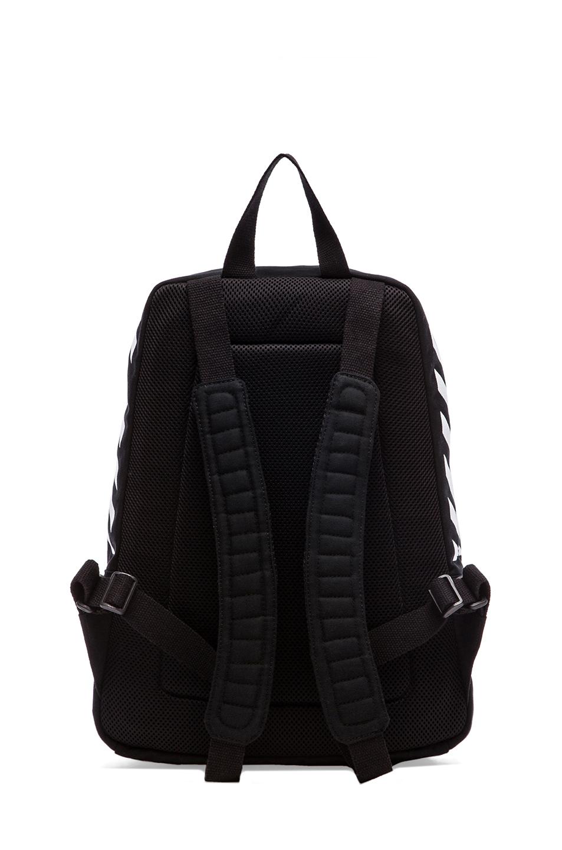 off white c o virgil abloh mens backpack in black lyst. Black Bedroom Furniture Sets. Home Design Ideas
