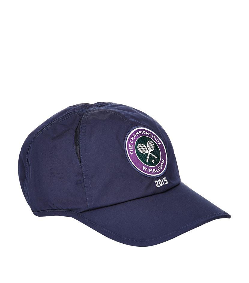 6a1f04feb7e10 Polo Ralph Lauren Wimbledon Cross Court Cap in Blue for Men - Lyst