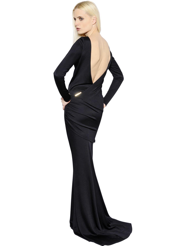 DRESSES - Long dresses Alexandre Vauthier du2Jw3