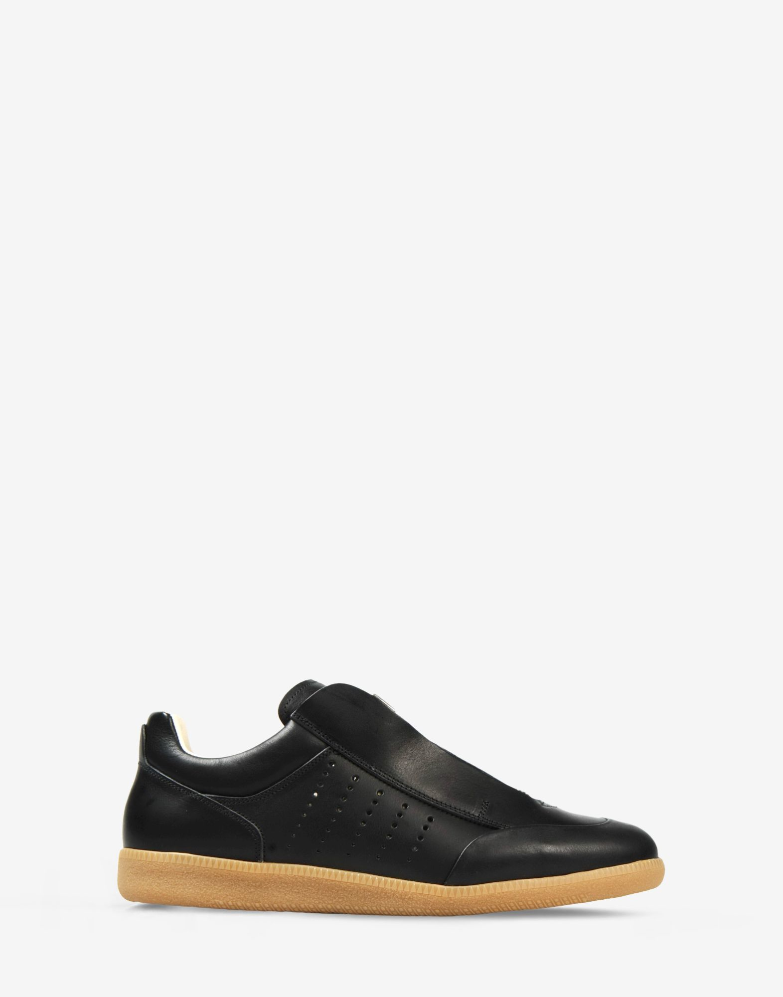 maison margiela sneakers in black for men lyst. Black Bedroom Furniture Sets. Home Design Ideas