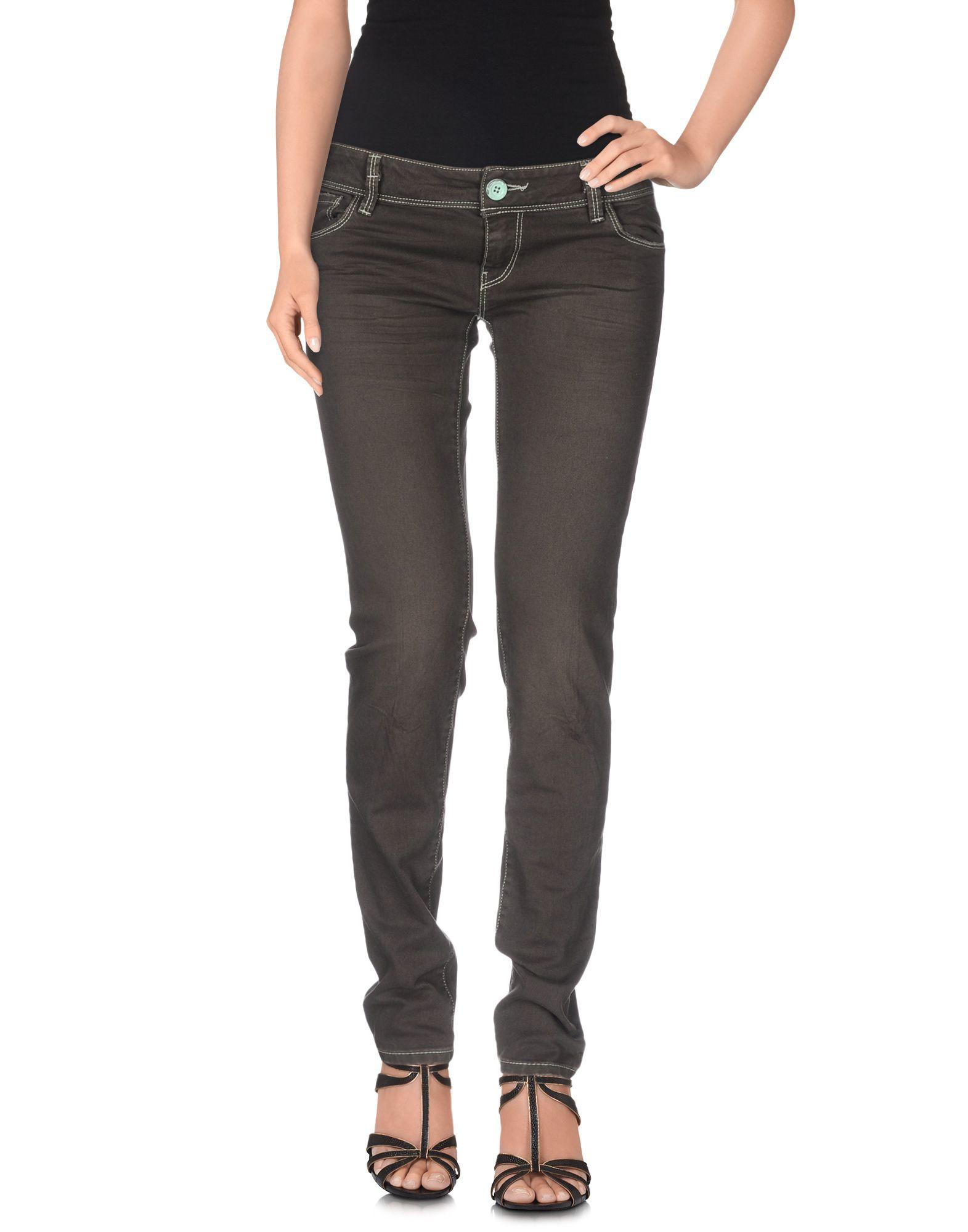 Dark Brown Jeans Womens - Jeans Am