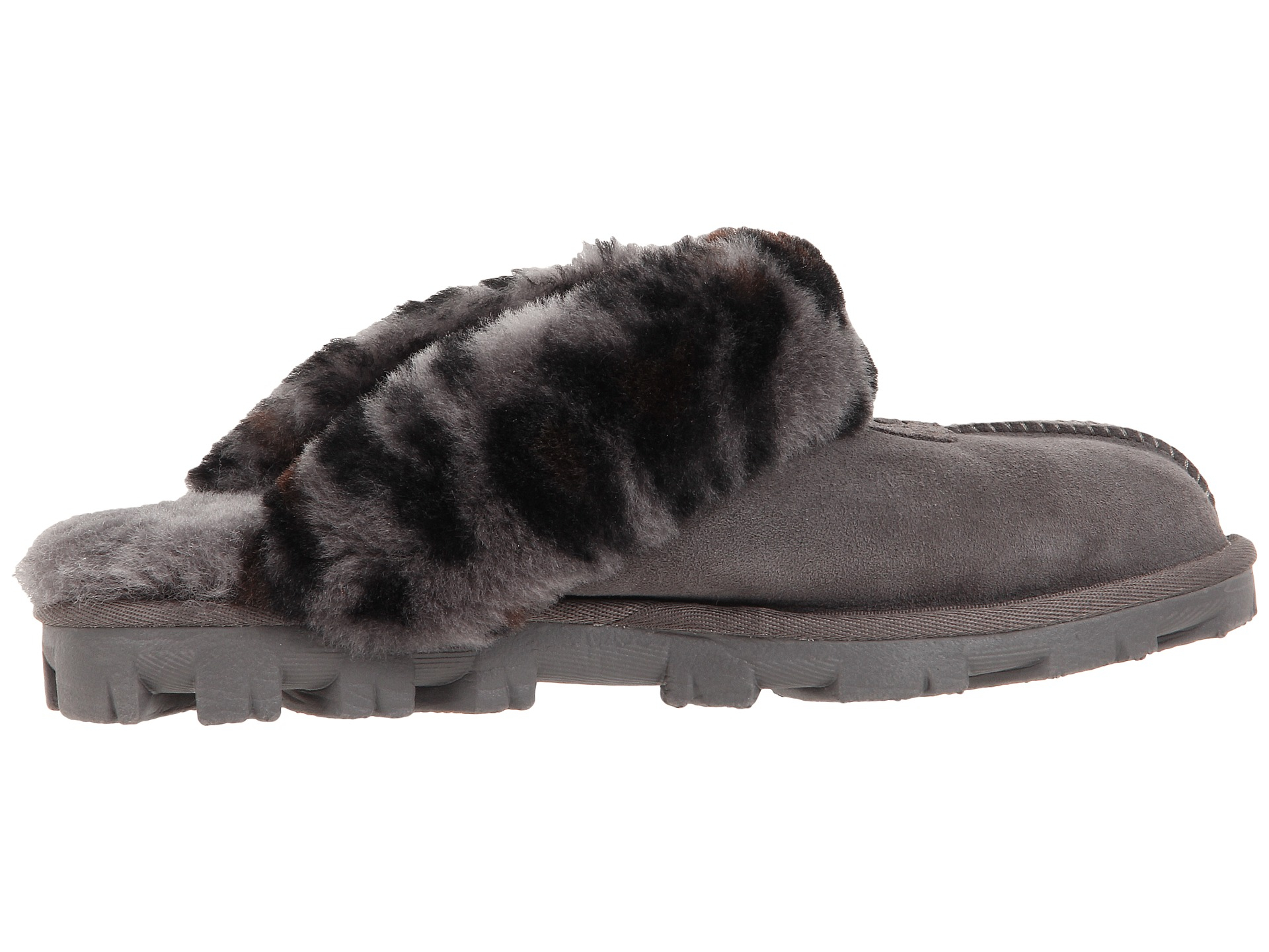 ugg coquette grey leopard