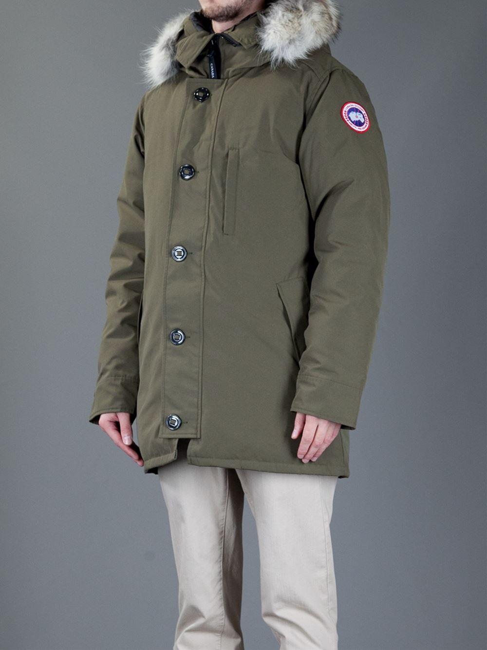 canada goose men's langford parka coat
