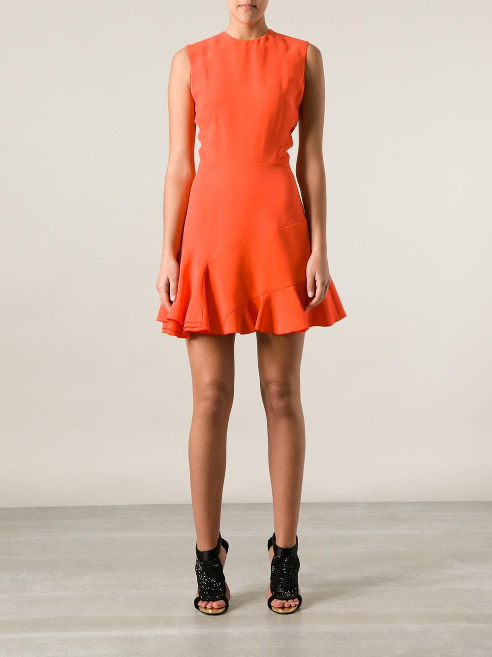Victoria Beckham Short Dresses